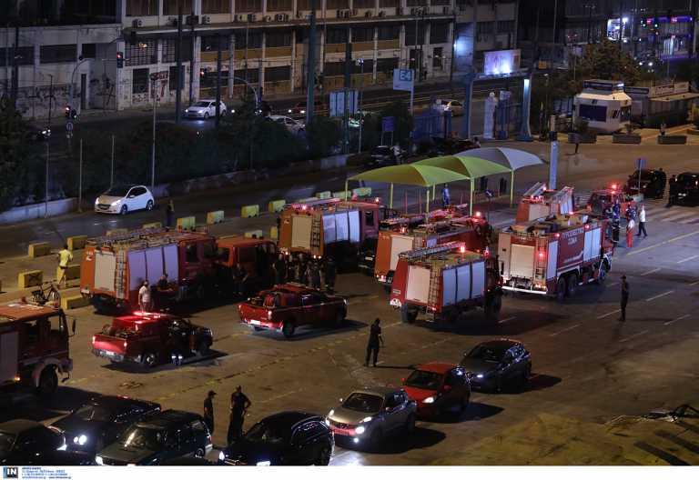 Μάριος Ηλιόπουλος: «Η ταχύτατη μεταφορά των πυροσβεστών στη Ρόδο απέδειξε ότι βρισκόμαστε και θα βρισκόμαστε πάντα σταθερά στο πλευρό των νησιών του Αιγαίου»