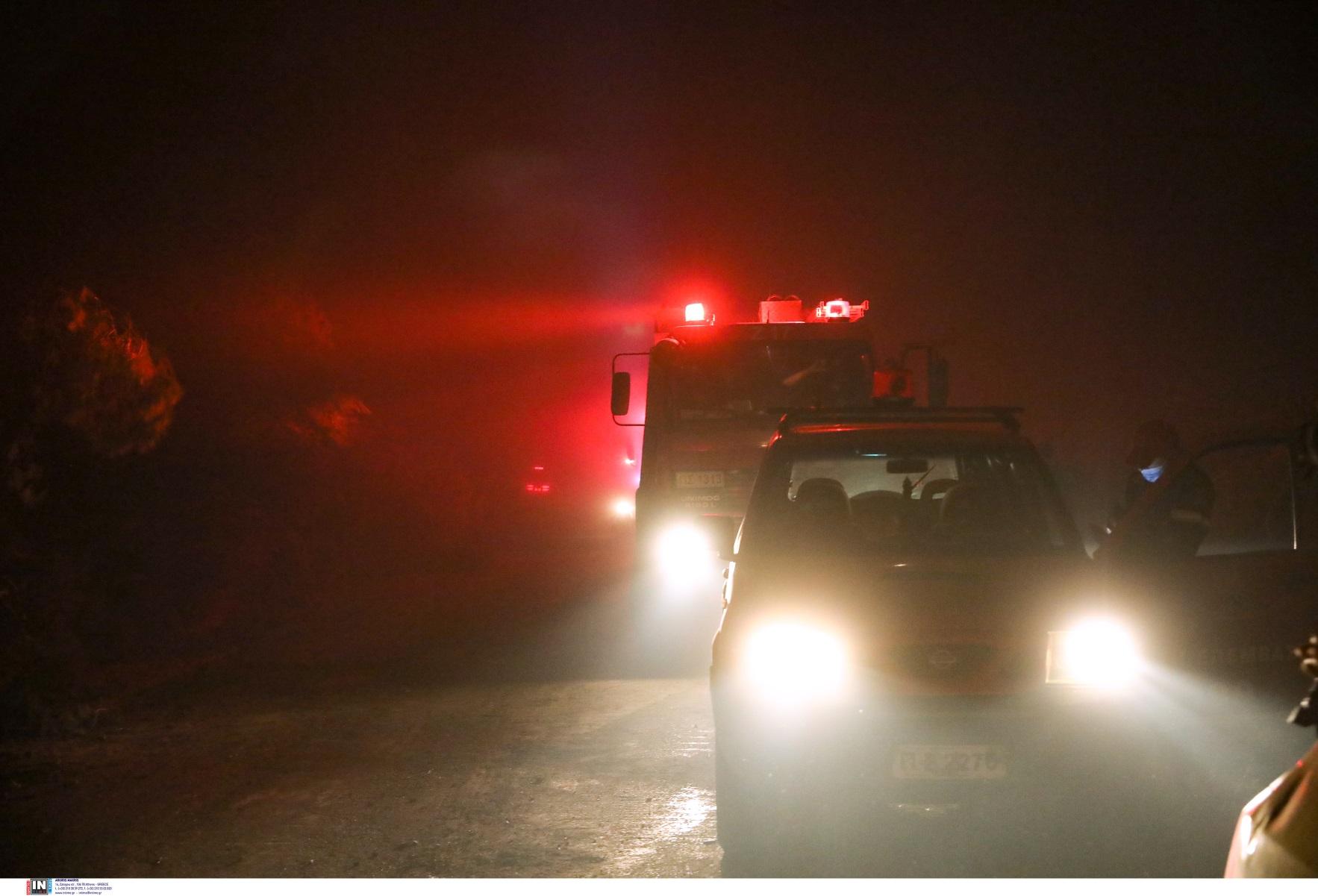 Φωτιές – Πολιτική Προστασία: Πολύ μεγάλος κίνδυνος την Πέμπτη 12/08 για 4 περιοχές της χώρας