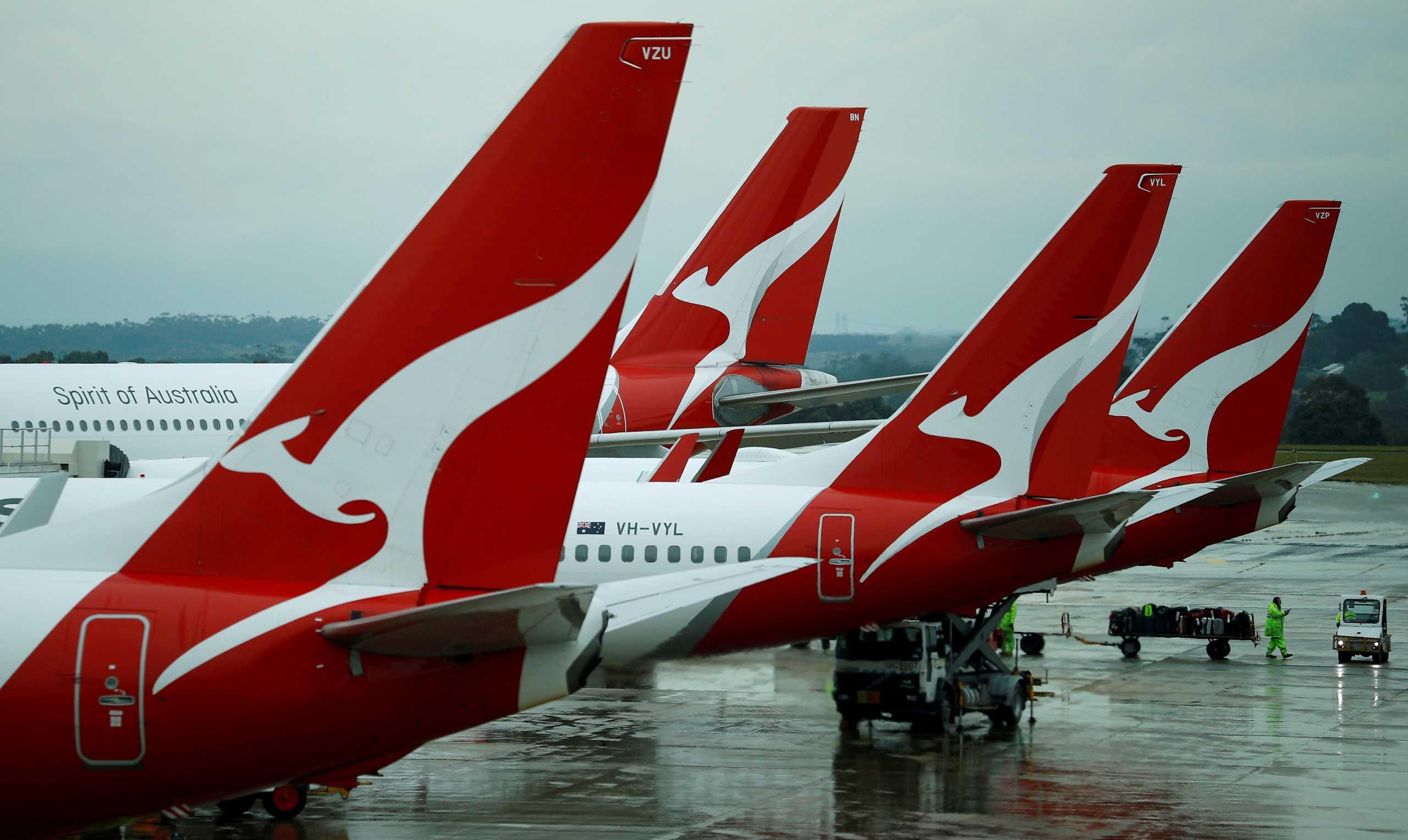 Αυστραλία: Η Qantas κάνει υποχρεωτικό τον εμβολιασμό για τους εργαζόμενους