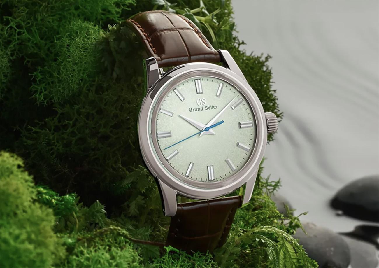 Δείτε 3 νέα πανέμορφα ρολόγια που πρόκειται να κυκλοφορήσει η Grand Seiko