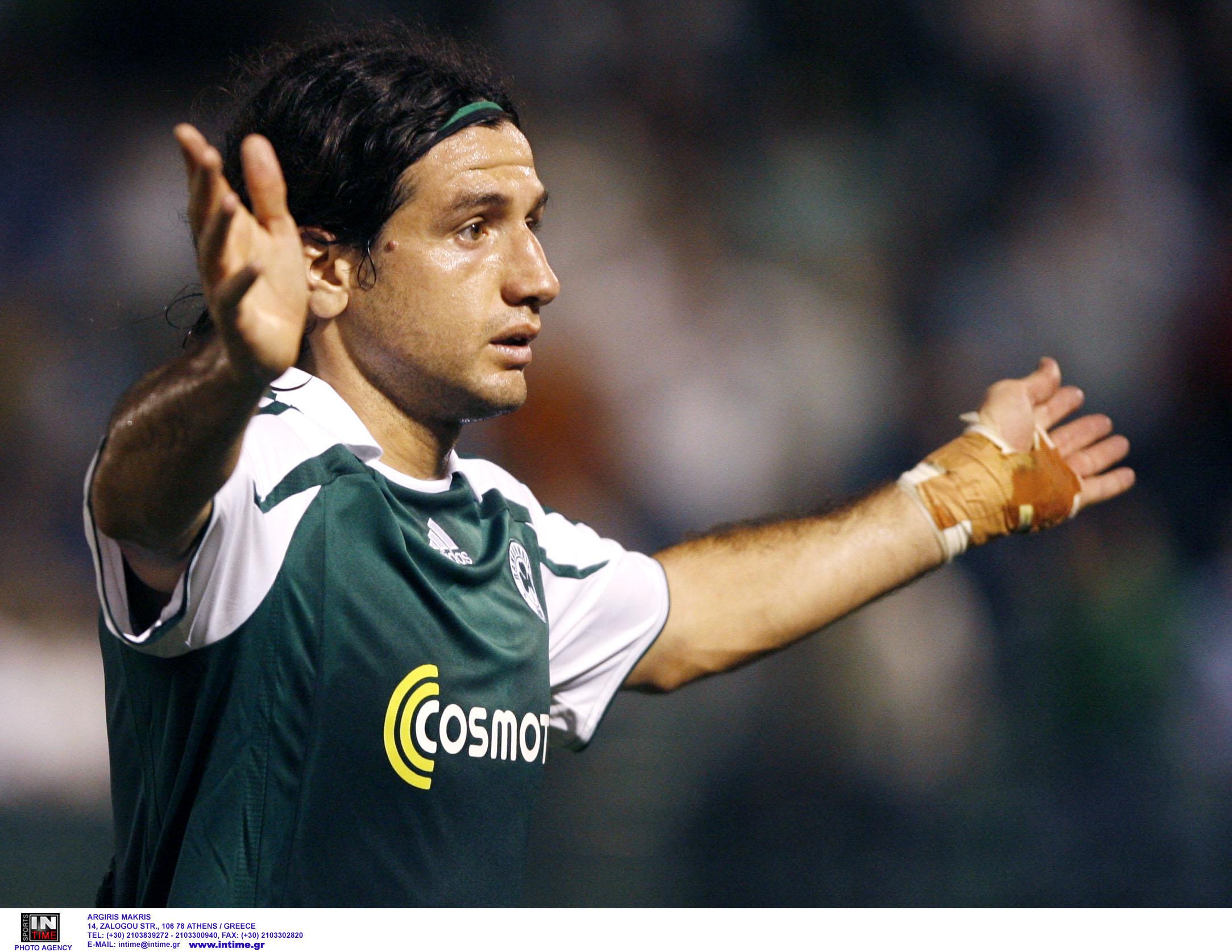 Ο γιος Αργεντίνου πρώην παίκτη του Παναθηναϊκού ήρθε στην Ελλάδα για να παίξει στον Θεσπρωτό
