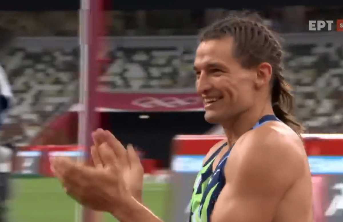 Ολυμπιακοί Αγώνες: Αθλητής προσπάθησε να ξεγελάσει τους κριτές, τρέχοντας
