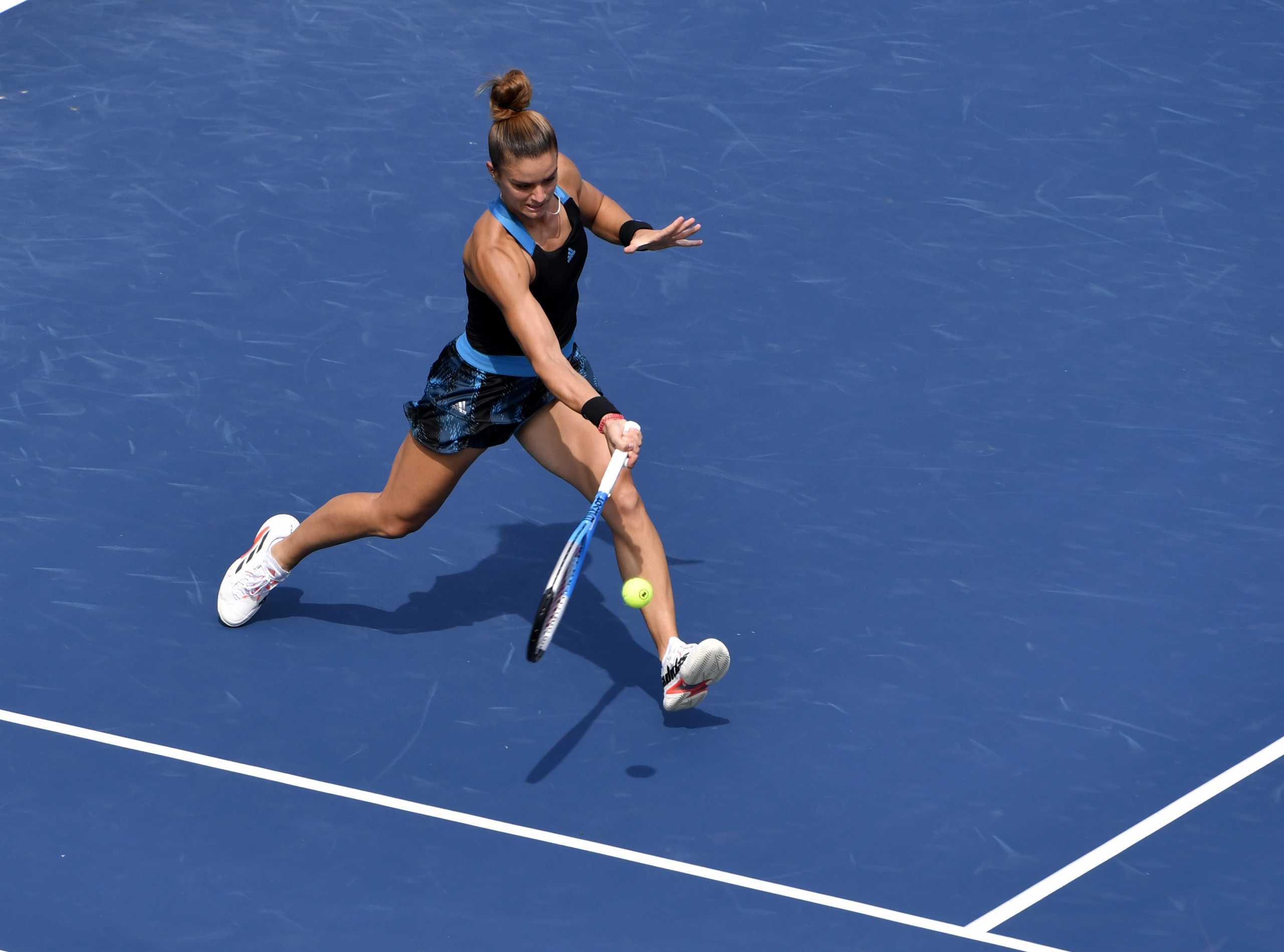 Μαρία Σάκκαρη: Πότε παίζει στο US Open