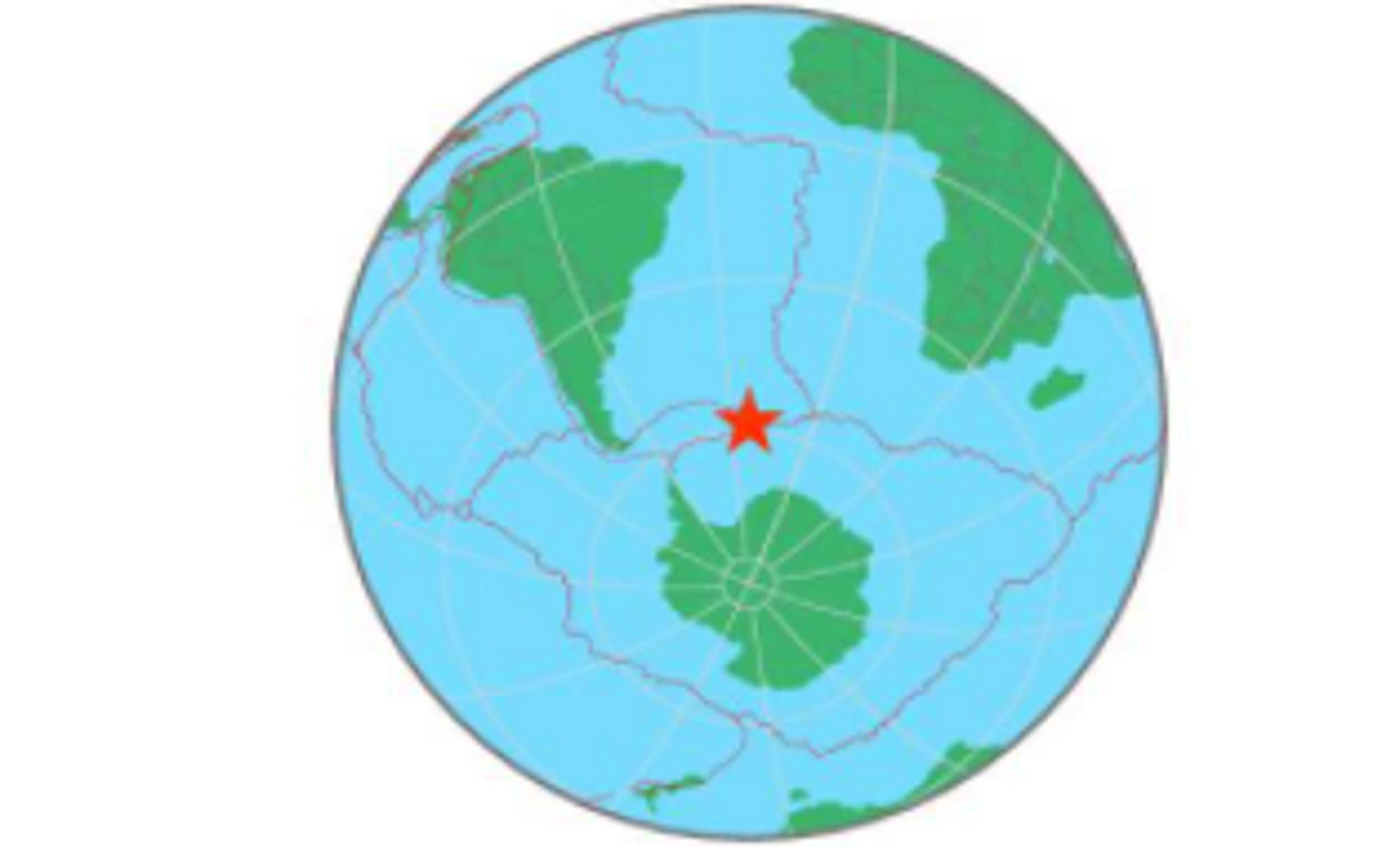 Ισχυρότατος σεισμός 6,9 ρίχτερ συγκλόνισε τα Νησιά Σάντουιτς