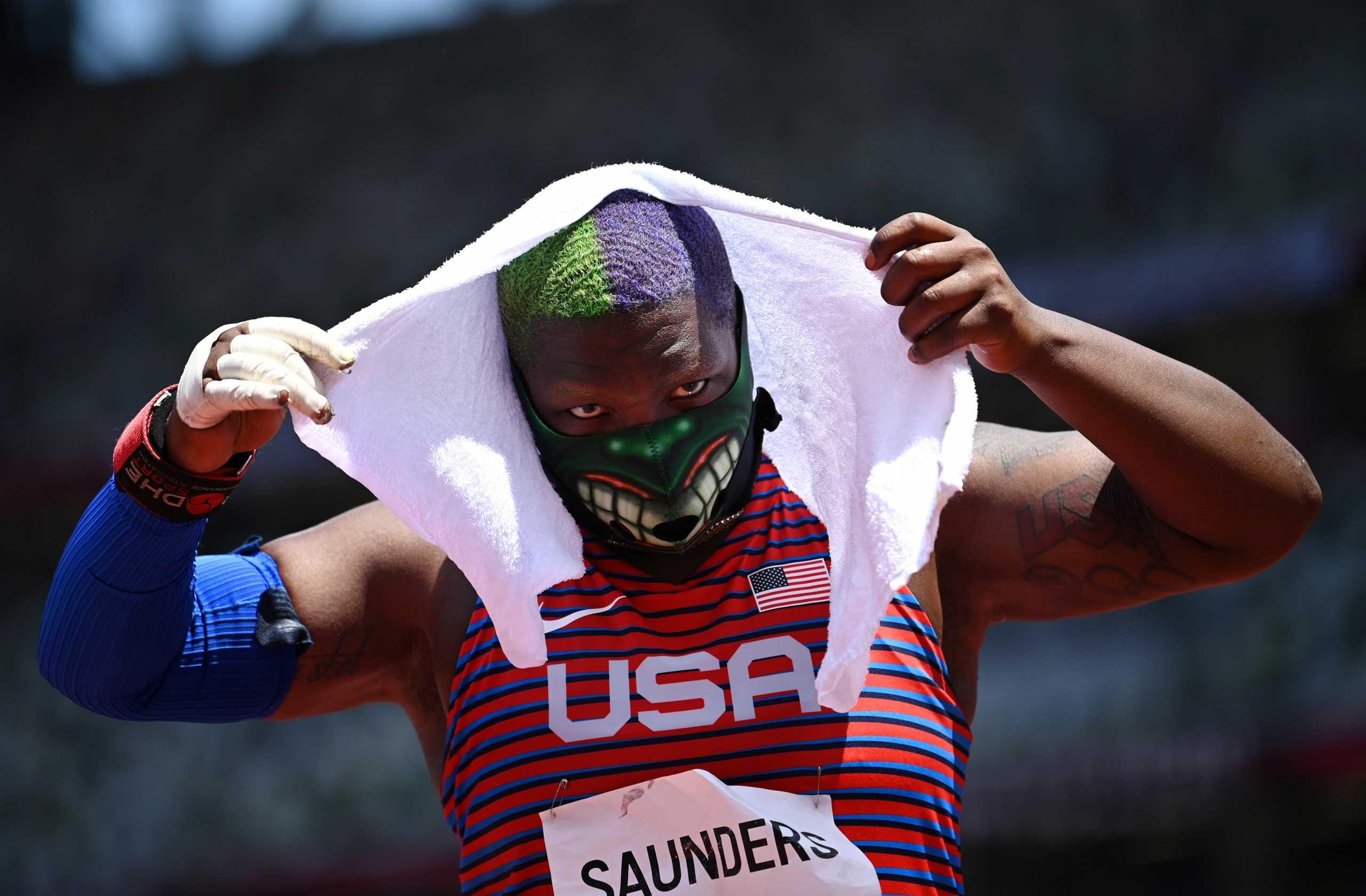 Ολυμπιακοί Αγώνες: Συγκλόνισε η Ρέιβεν Σόντερς, «ήμουν 15 λεπτά μακριά από την αυτοκτονία»