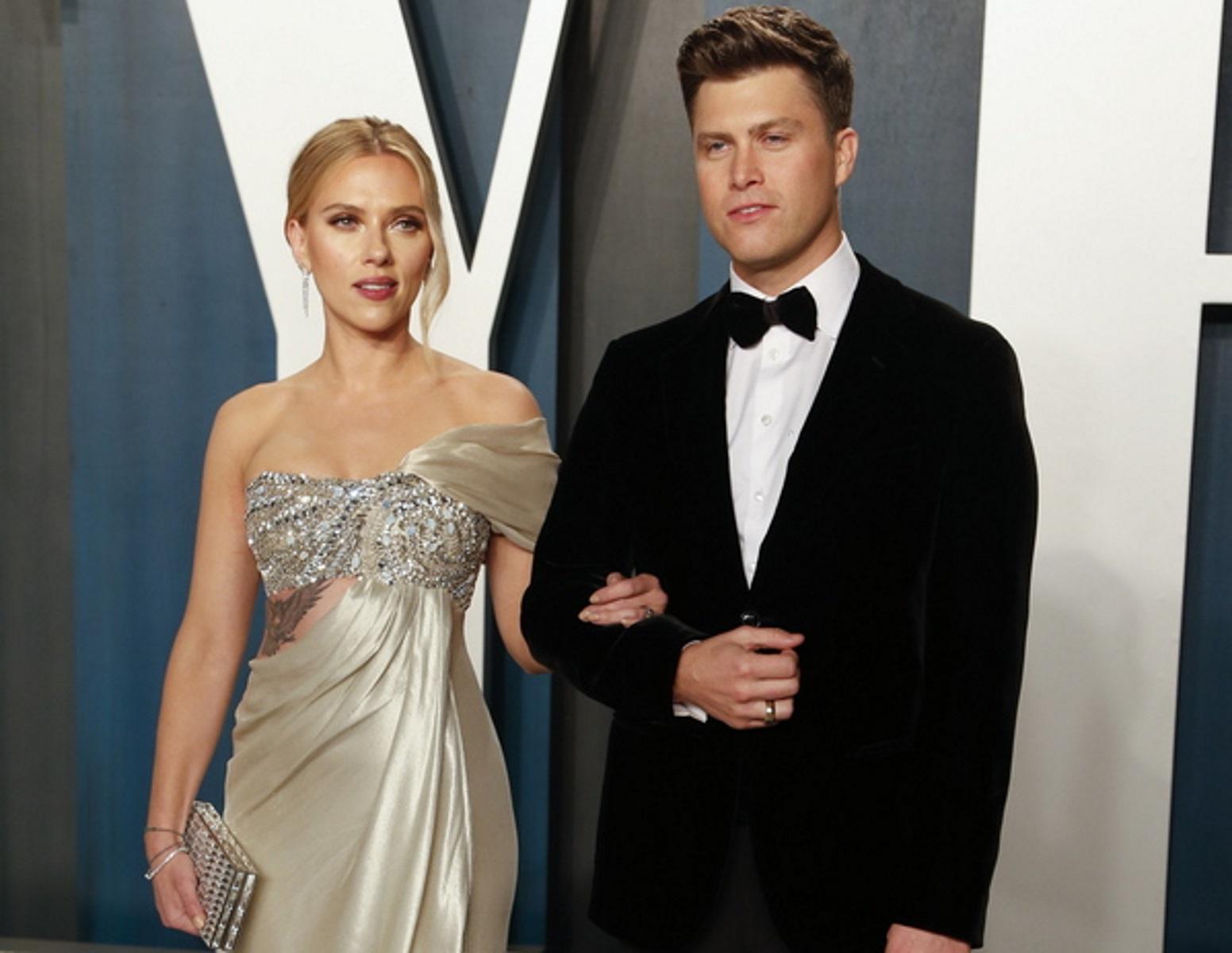 Έγκυος η Scarlett Johansson