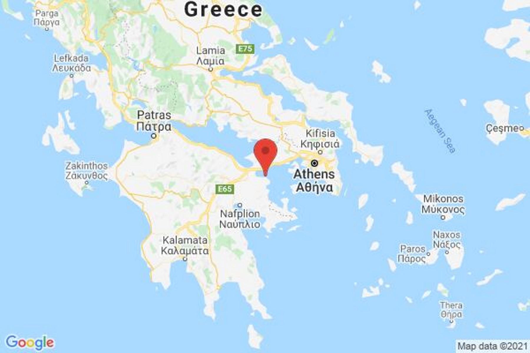 Σεισμός στην Κόρινθο: Έγιναν δύο μετασεισμοί