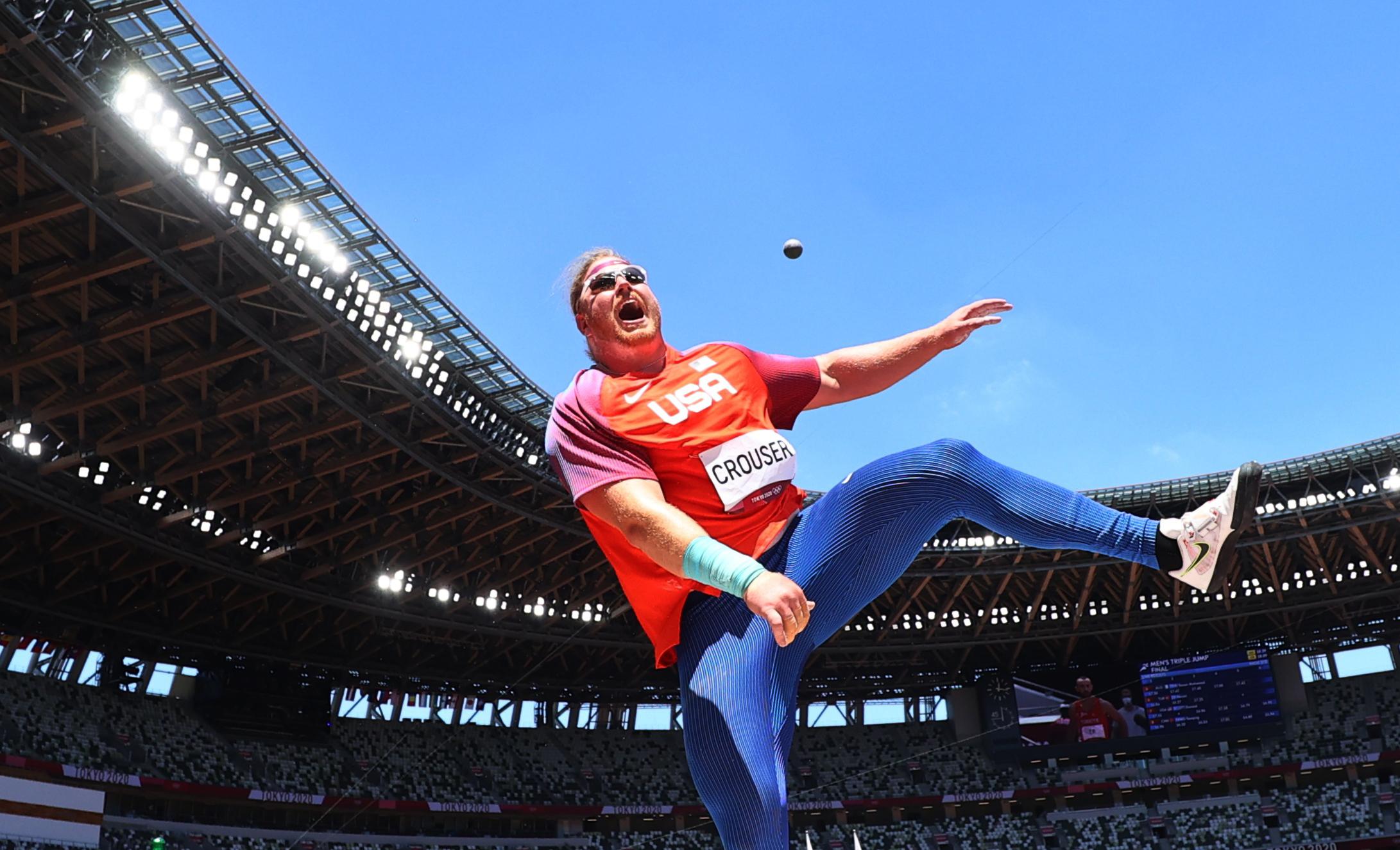 Ολυμπιακοί Αγώνες: Ο γίγαντας Κράουζερ πήρε το χρυσό στη σφαιροβολία με νέο ολυμπιακό ρεκόρ