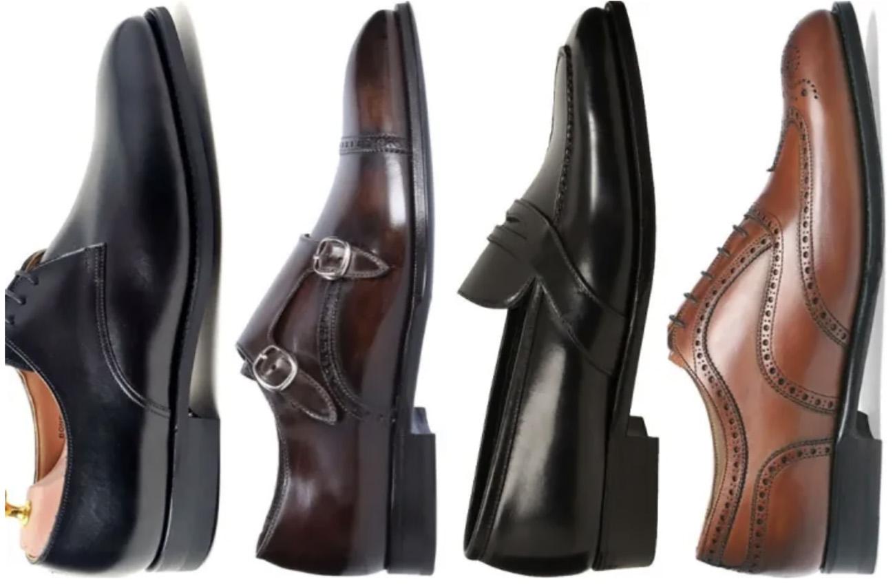 5 τύποι παπουτσιών που είναι ιδανικοί για κοστούμι