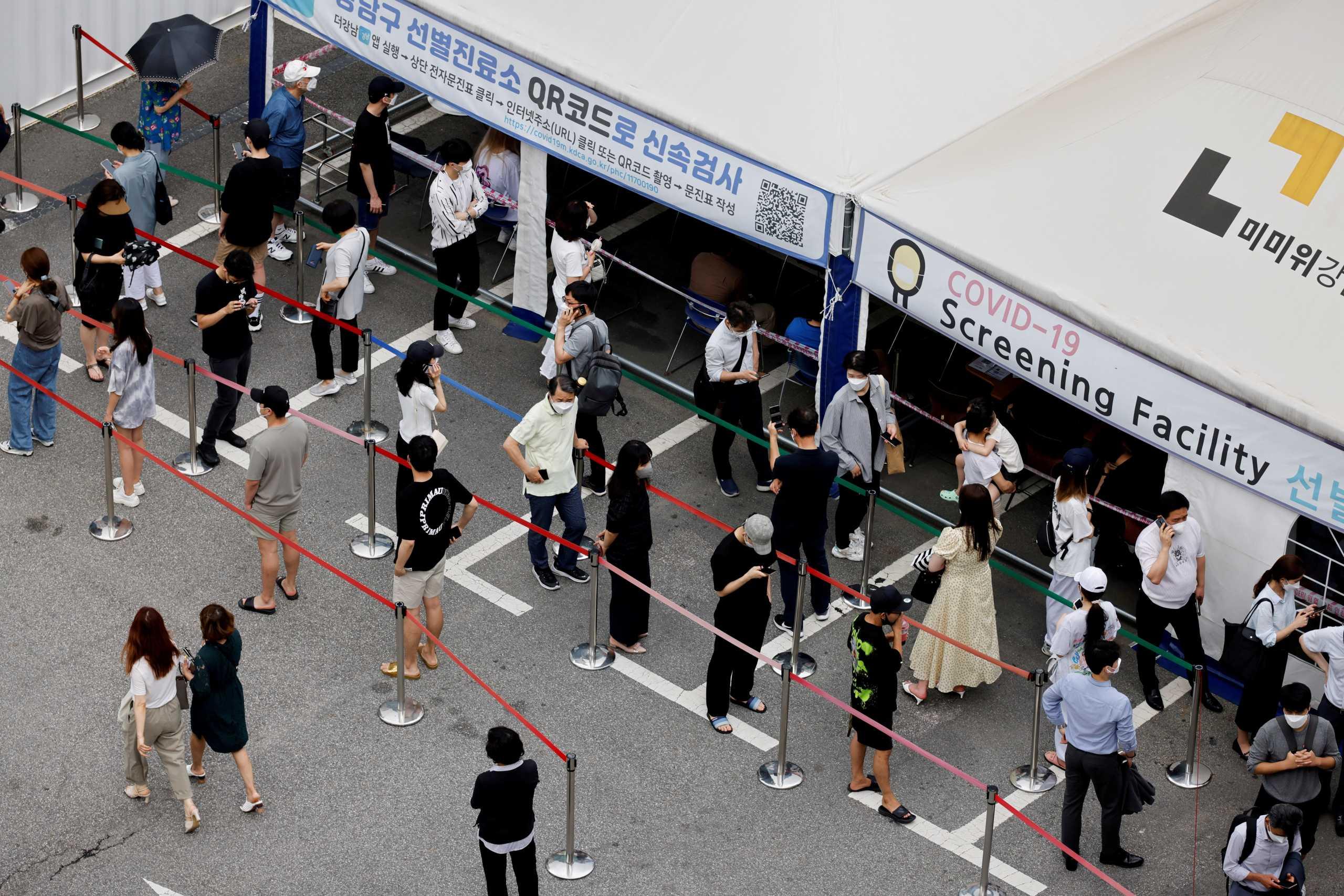 Νότια Κορέα: Ξεκινά ο εμβολιασμός κατά του κορονοϊού για όλους τους πολίτες άνω των 18