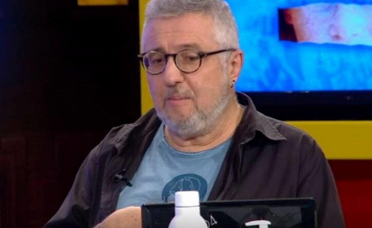 Ο Στάθης Παναγιωτόπουλος για τον κορονοϊό – «Φοβήθηκα μόλις διαγνώστηκα θετικός»