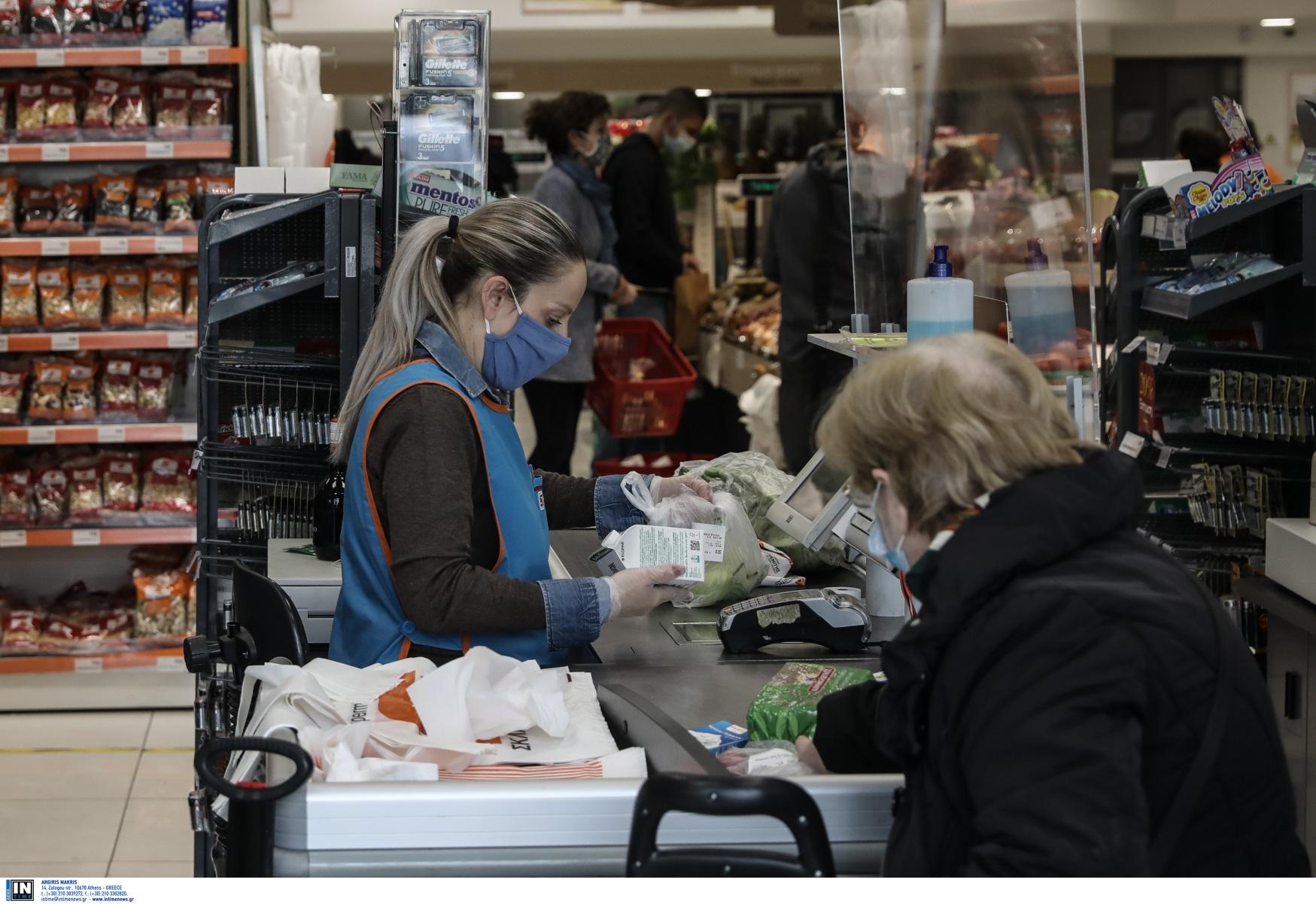 Πληθωρισμός: «Πάρτι» ανατιμήσεων σε τρόφιμα, ηλεκτρισμό, μεταφορές