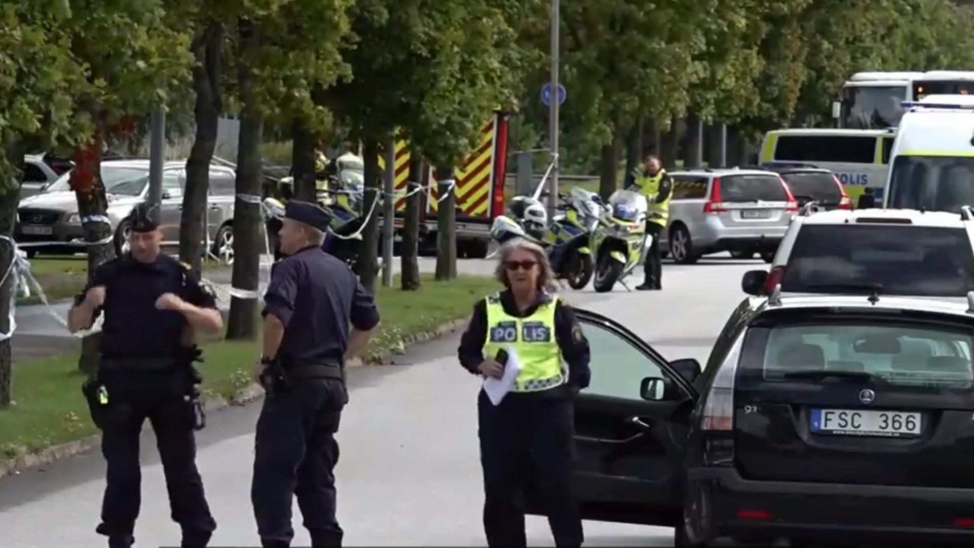 Σουηδία: Συνελήφθη 15χρονος για επίθεση σε σχολείο – Σοβαρά τραυματίας ένας 45χρονος