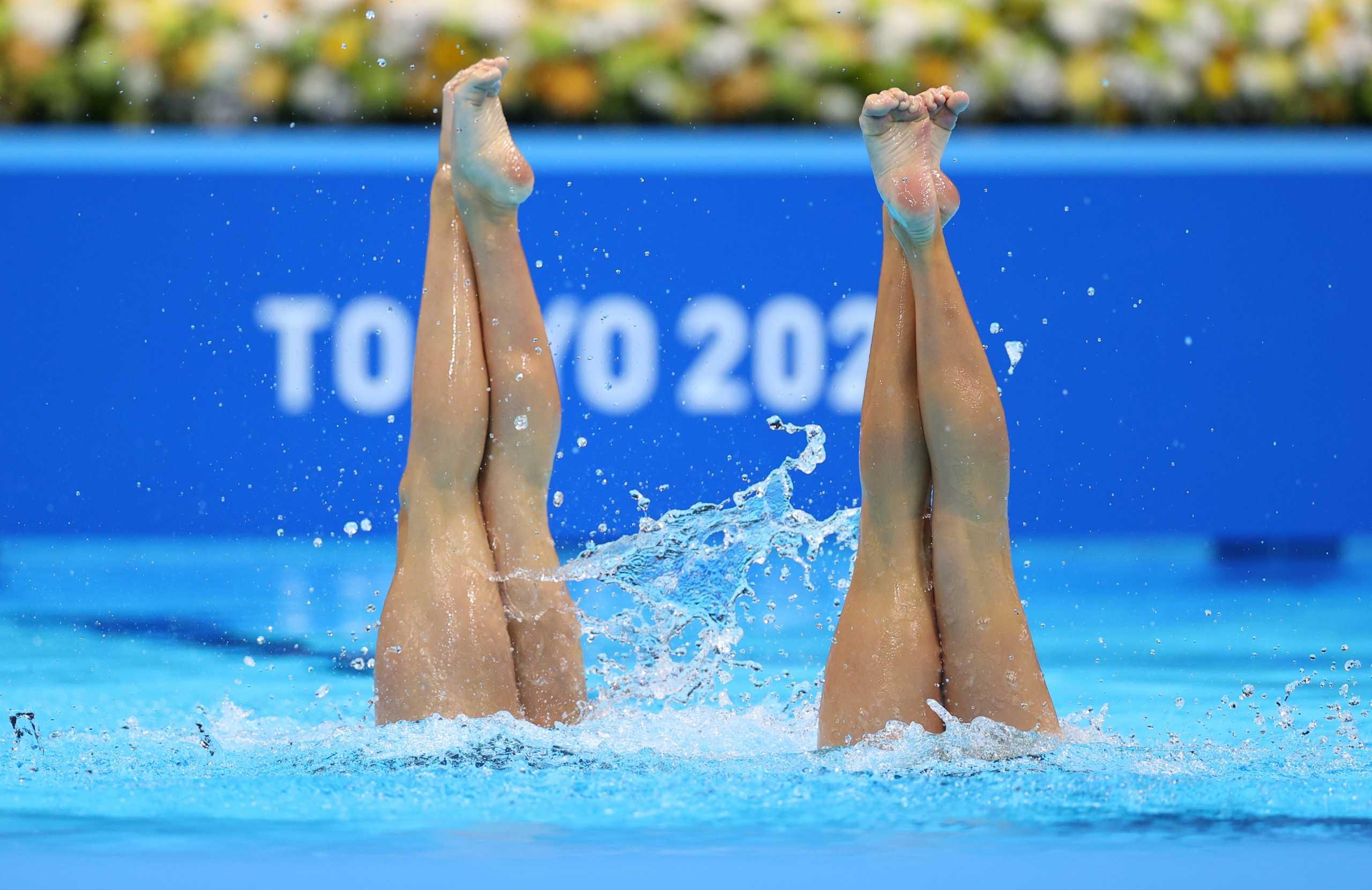 Ολυμπιακοί Αγώνες: Θετική στον κορονοϊό αθλήτρια της Εθνικής ομάδας καλλιτεχνικής κολύμβησης
