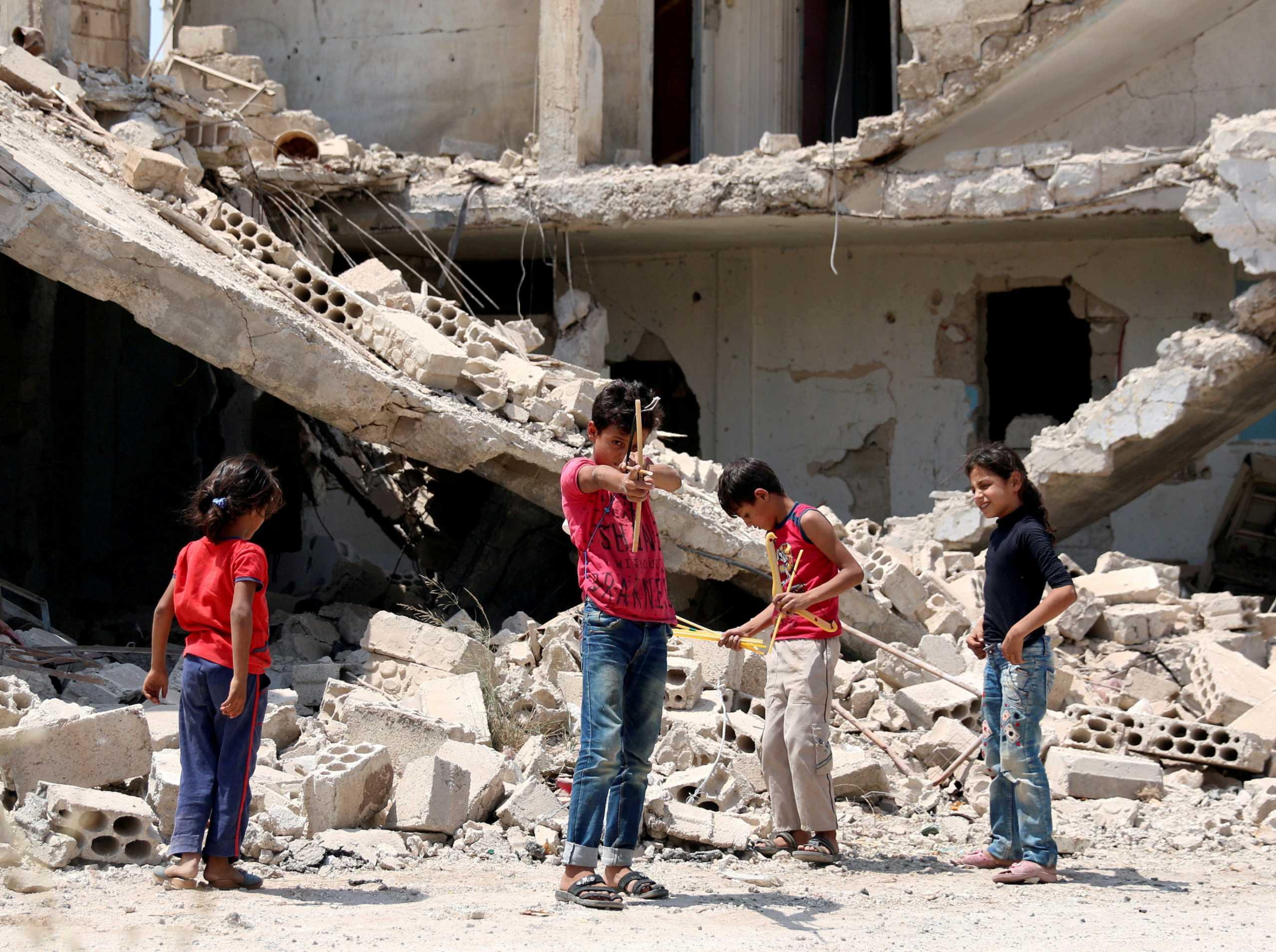 Συρία: Πάνω από 38.000 άνθρωποι εκτοπίστηκαν λόγω μαχών στη Ντεράα