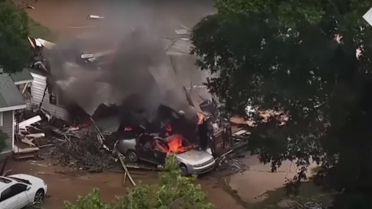 ΗΠΑ: Δύο βρέφη νεκρά και εφτά ακόμα αγνοούνται από τις πλημμύρες στο Τενεσί
