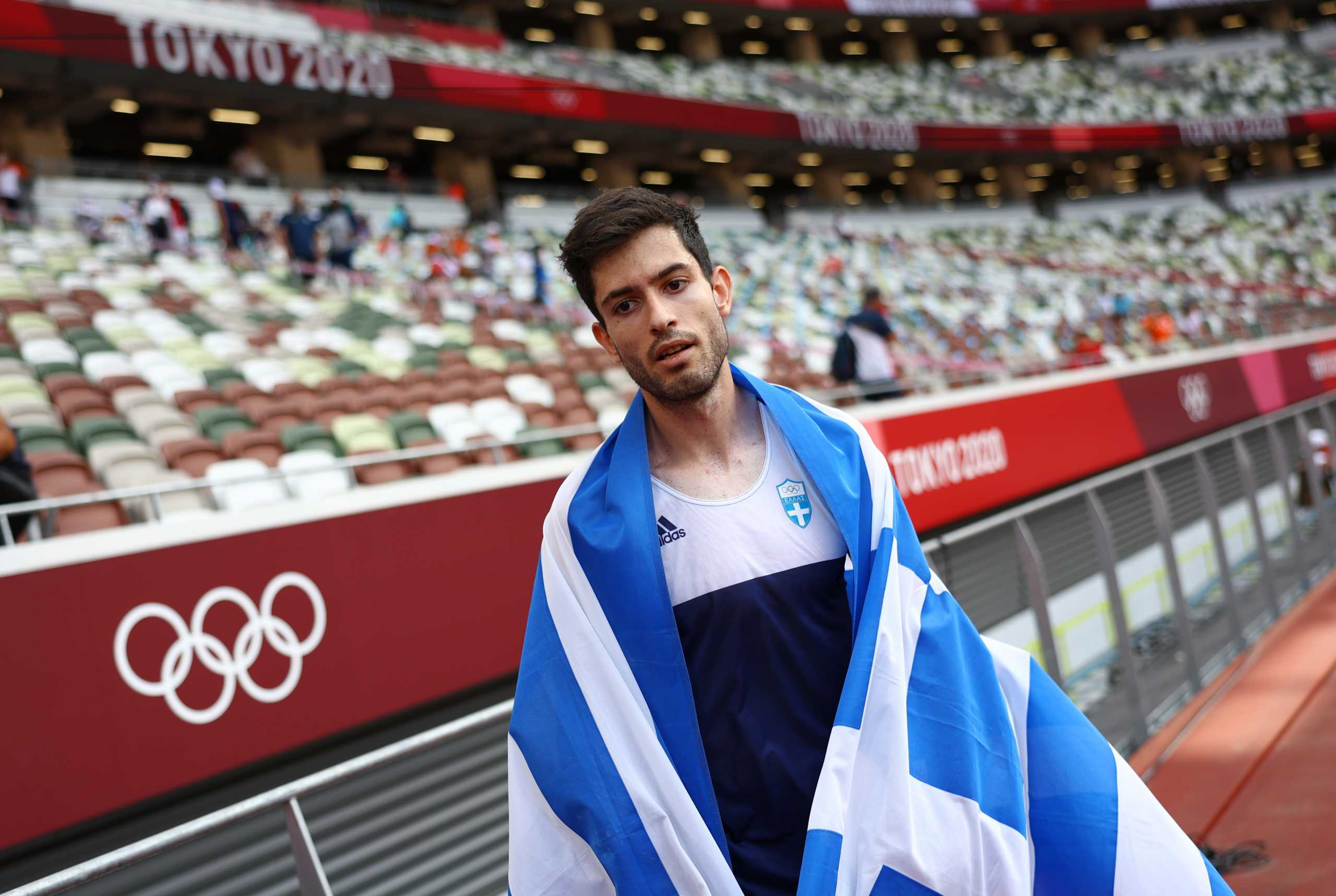 Ο Μίλτος Τεντόγλου χρυσός Ολυμπιονίκης στο μήκος, έγραψε ιστορία στους Ολυμπιακούς Αγώνες του Τόκιο