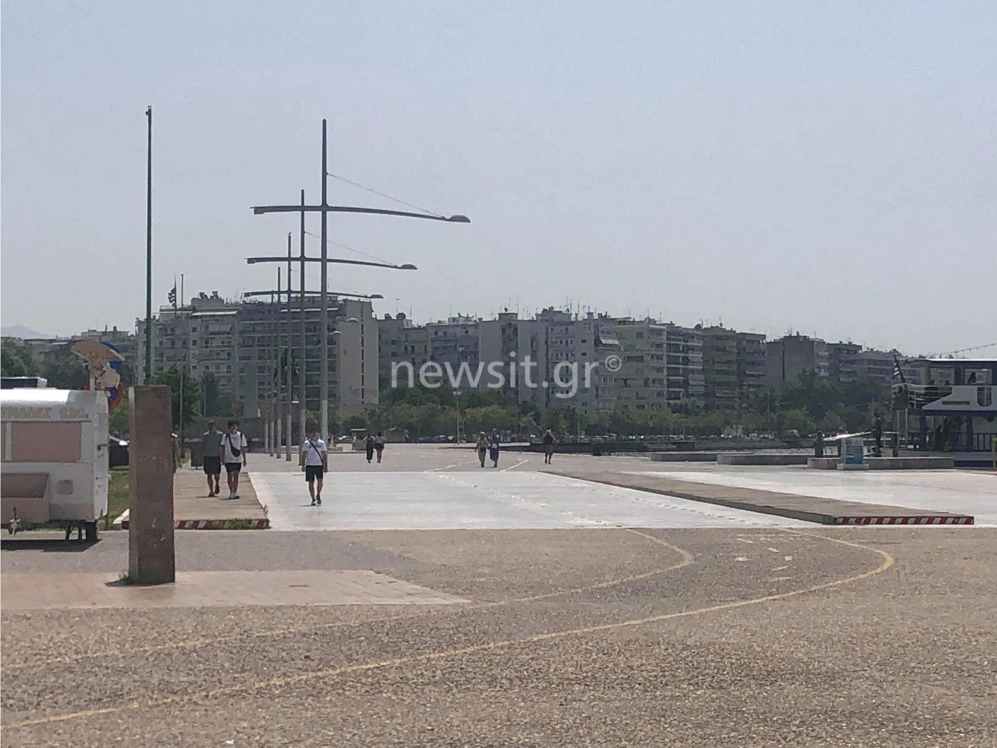 Κορονοϊός – Λύματα: Καλά νέα για την Θεσσαλονίκη – Οι διαφορές με το περσινό φθινόπωρο