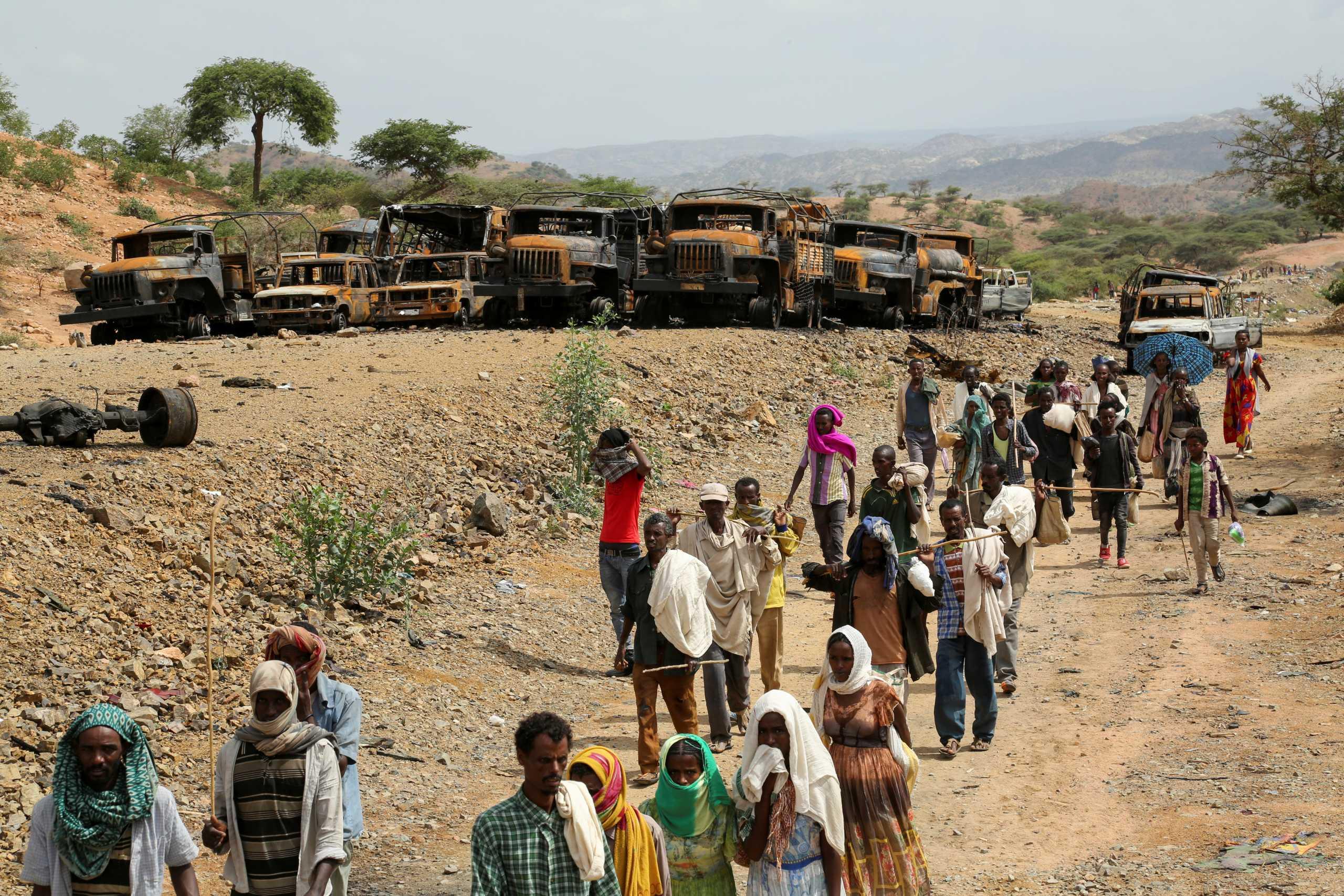 Τιγκράι: Εκατοντάδες γυναίκες και κορίτσια βιάστηκαν και ακρωτηριάστηκαν από στρατιώτες της Αιθιοπίας και της Ερυθραίας