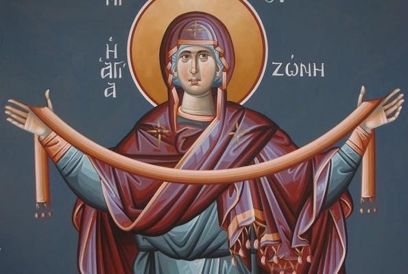 Σήμερα 31 Αυγούστου η Κατάθεση της Τιμίας Ζώνης της Παναγίας – Τί ακριβώς γιορτάζουμε;