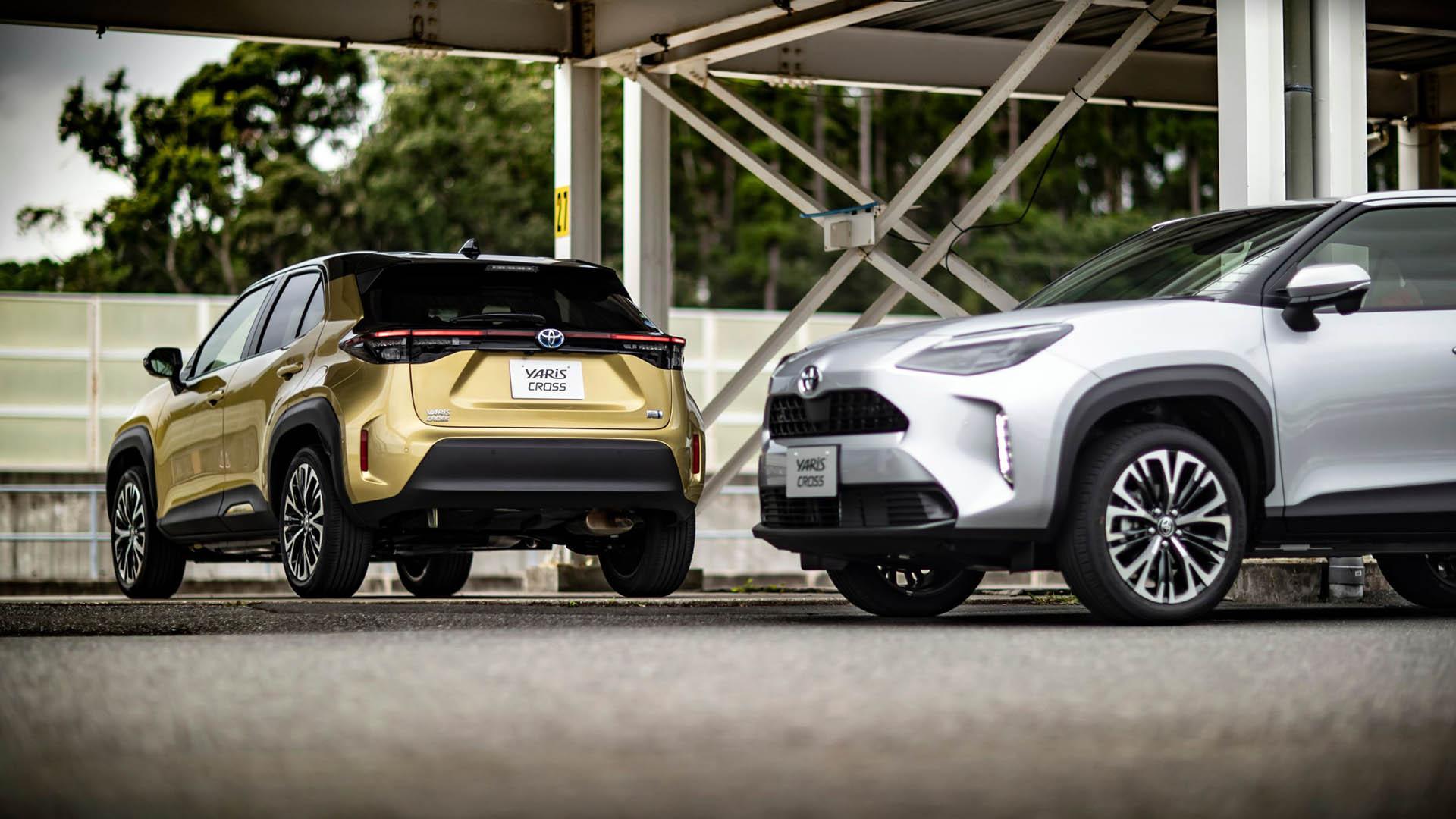Toyota: Ανάρπαστο και δυσεύρετο το Yaris Cross πριν καν κυκλοφορήσει!