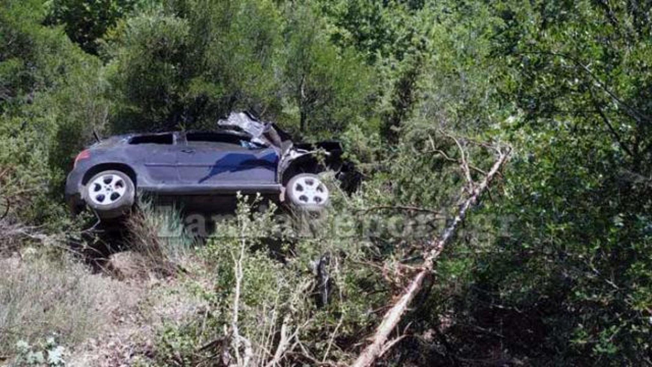 Ευρυτανία: Αυτοκίνητο έπεσε σε γκρεμό 60 μέτρων – Επιχείρηση απεγκλωβισμού της οδηγού