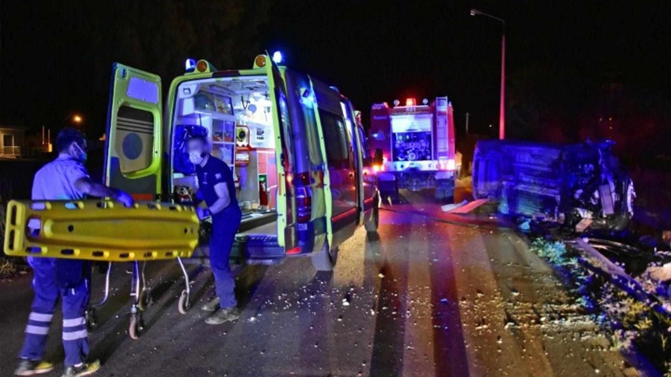 Σέρρες: Νεκρός σε τροχαίο 65χρονος μοτοσικλετιστής – Έπεσε σε αρδευτικό κανάλι