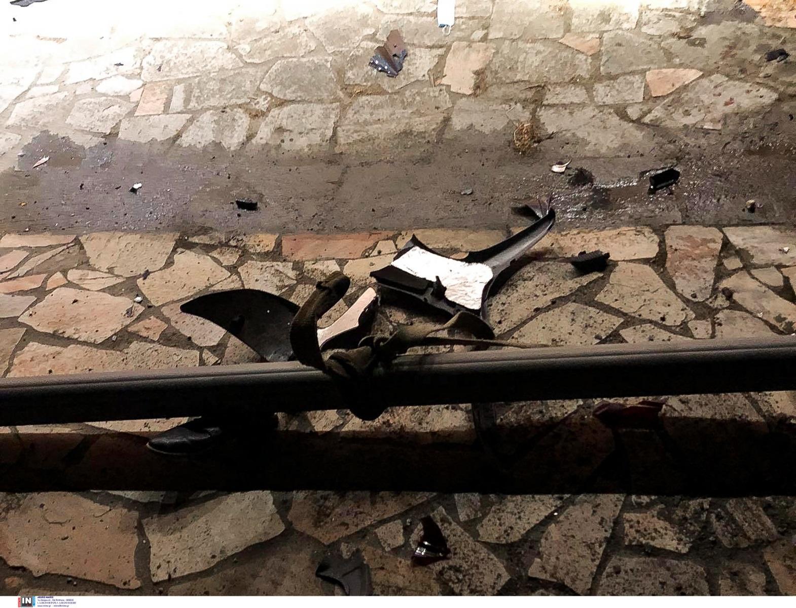 Θεσσαλονίκη: Ένας νεκρός και δύο τραυματίες σε σύγκρουση μοτοσικλετών