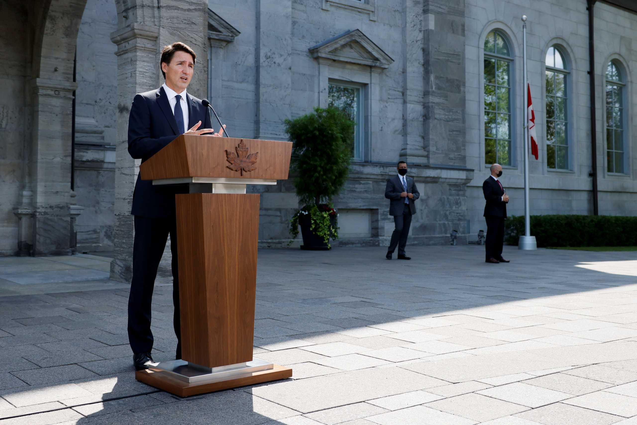 Πρόωρες ομοσπονδιακές εκλογές στον Καναδά