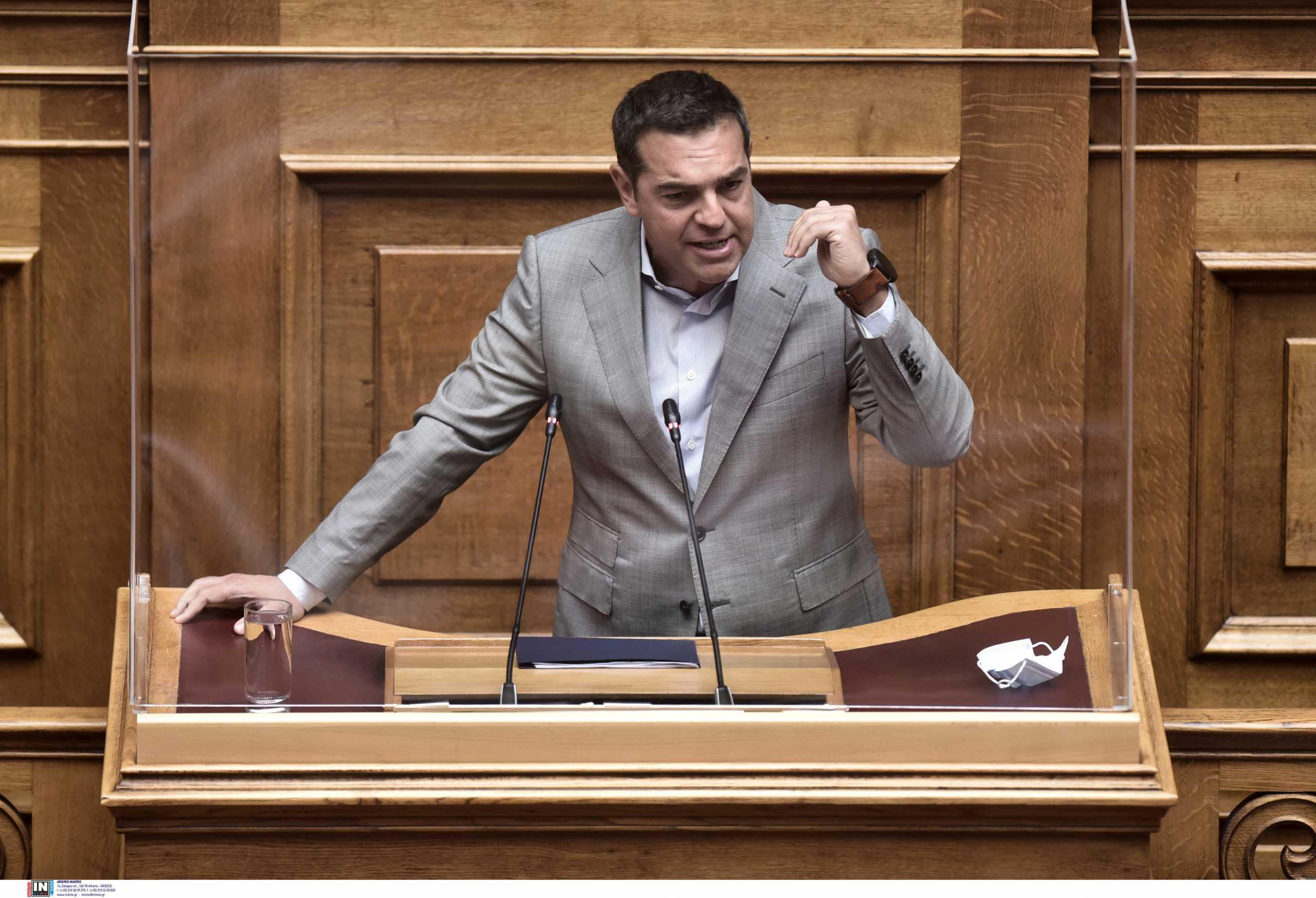Βάσεις 2021 – Αλέξης Τσίπρας: Ο Μητσοτάκης στέλνει τα παιδιά του στο εξωτερικό κι εδώ…