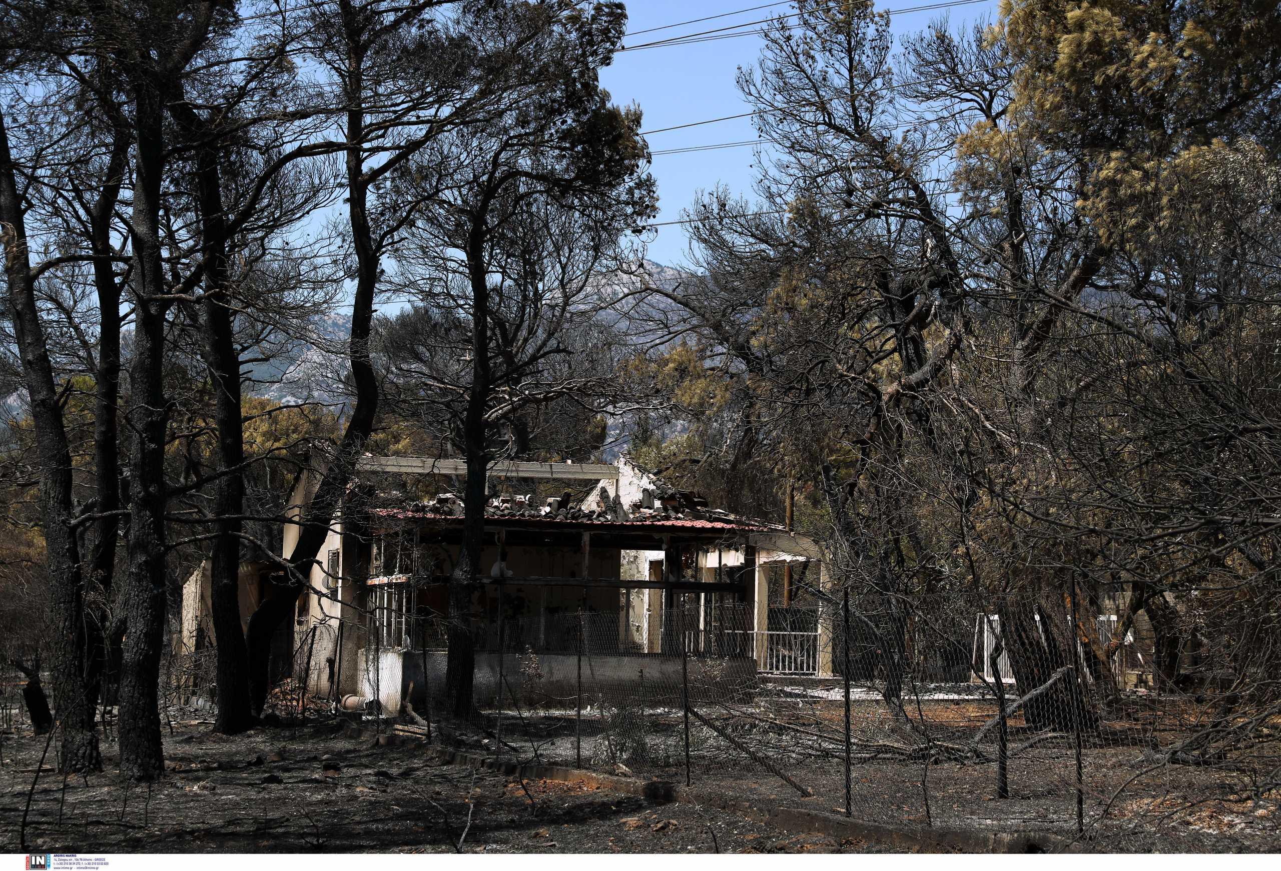 Φωτιές: Η Περιφέρεια Αττικής ξεκίνησε την καταγραφή των ζημιών σε επιχειρήσεις