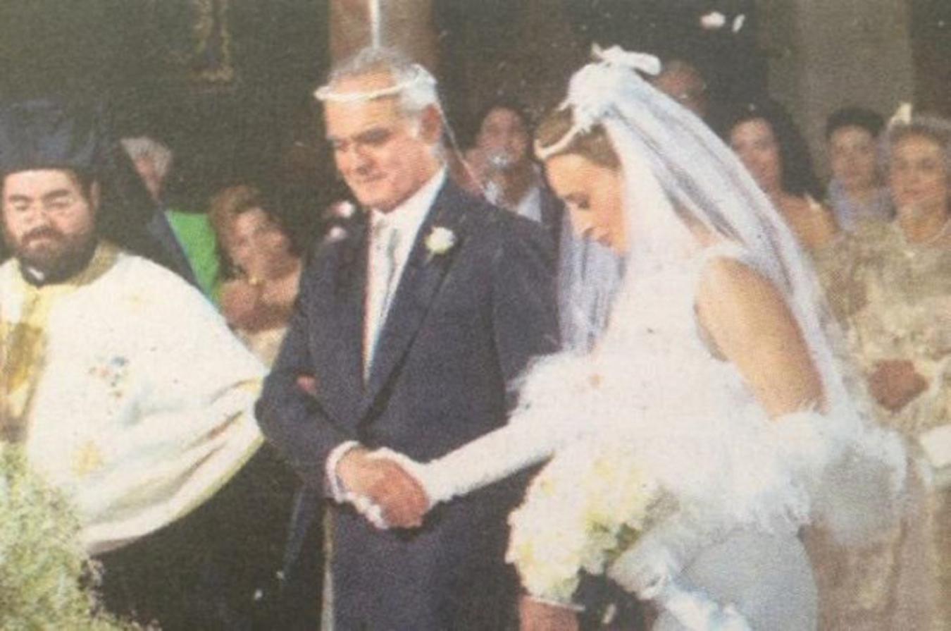 Άκης Τσοχατζόπουλος: Ο πολυτελής γάμος στο Παρίσι που σήμανε την αρχή του τέλους