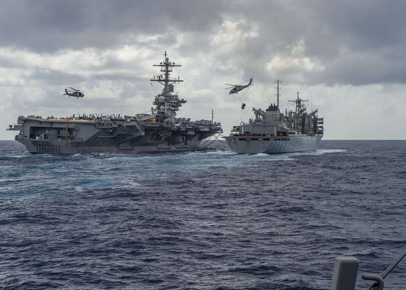 «Έκπληξη» από το US Navy: Μιλά για «θετική συνεργασία» με Ρωσία στην Αρκτική