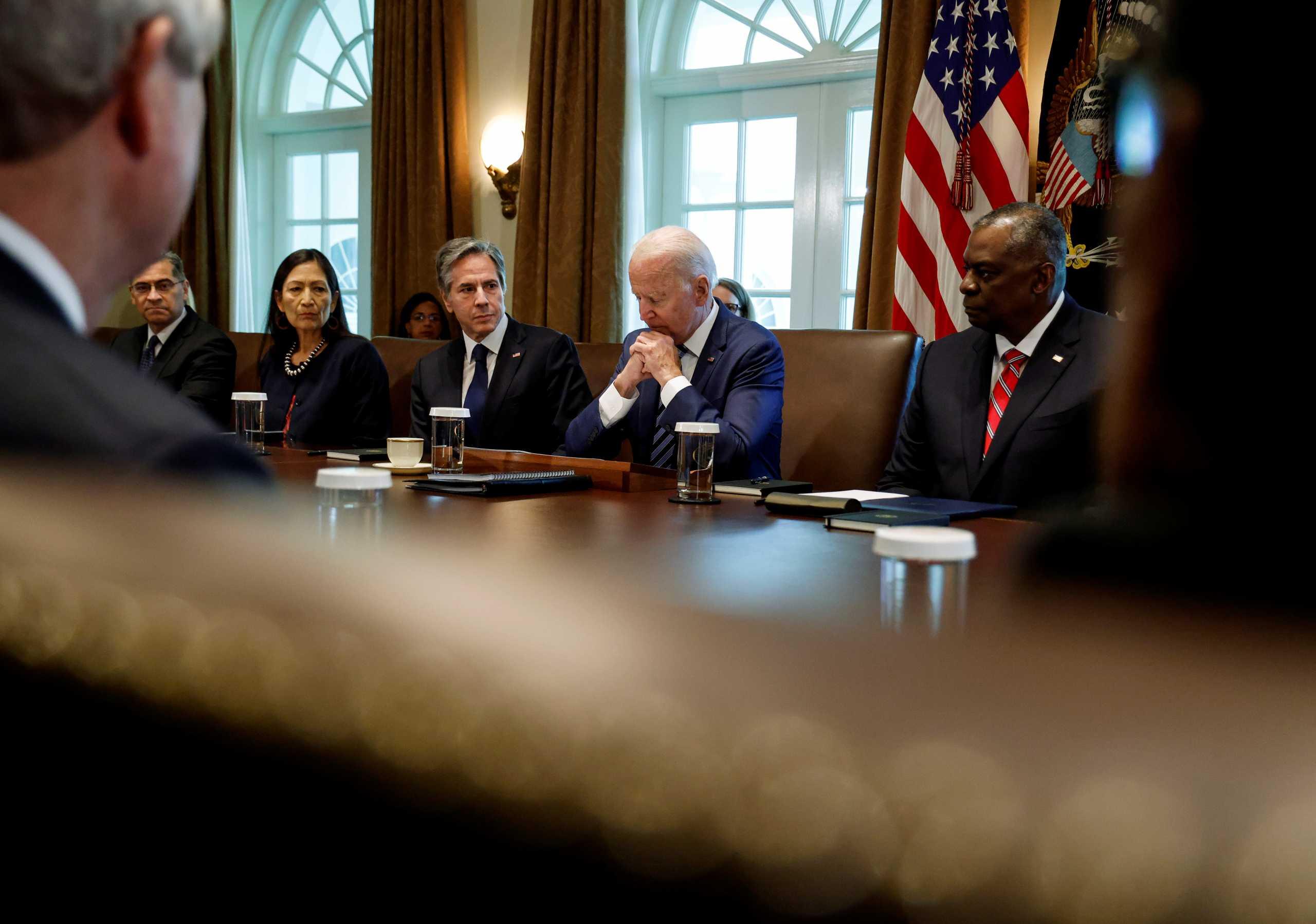 Οι ΗΠΑ διαβεβαιώνουν το Αφγανιστάν πως παραμένουν «δεσμευμένες» στην «ασφάλεια» του
