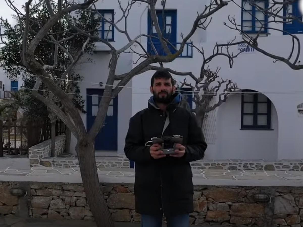 Φωτιά στην Αττική: Σήμερα η κηδεία του εθελοντή – Το UpStories αποχαιρετά τον συνεργάτη του