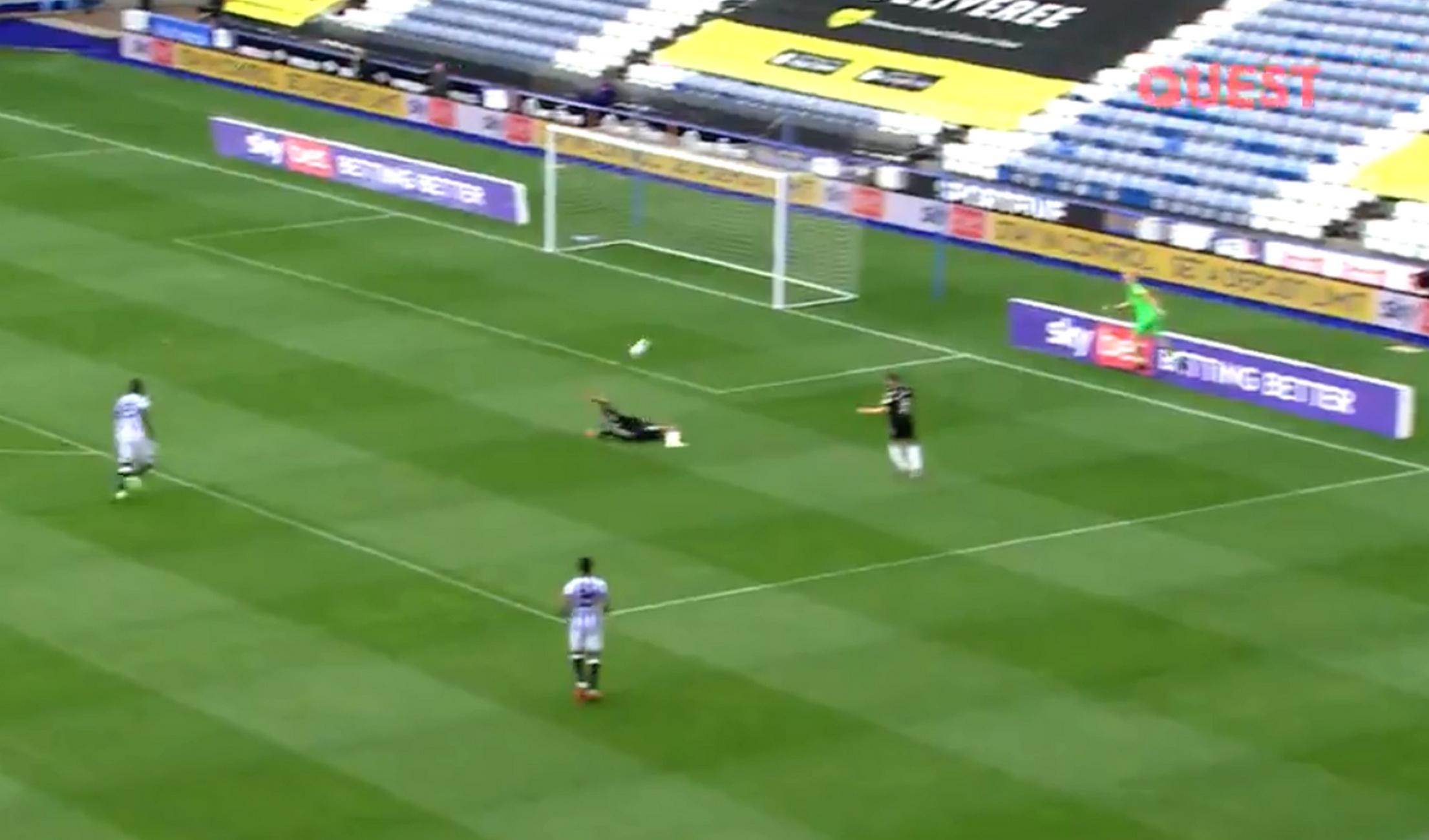Απίστευτο γκολ στην Τσάμπιονσιπ με διπλή «γκέλα»