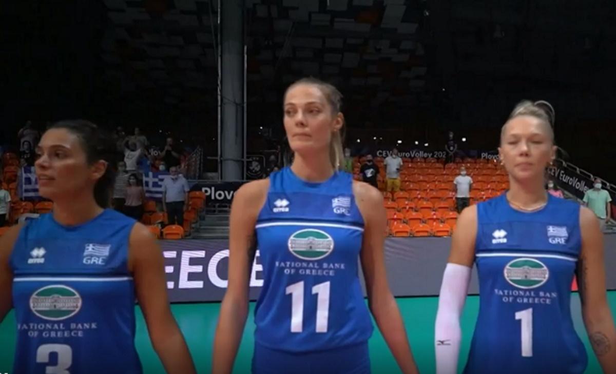 Ευρωπαϊκό πρωτάθλημα γυναικών: Ήττα από Τσεχία κι αποκλεισμός για την Εθνική Ελλάδας