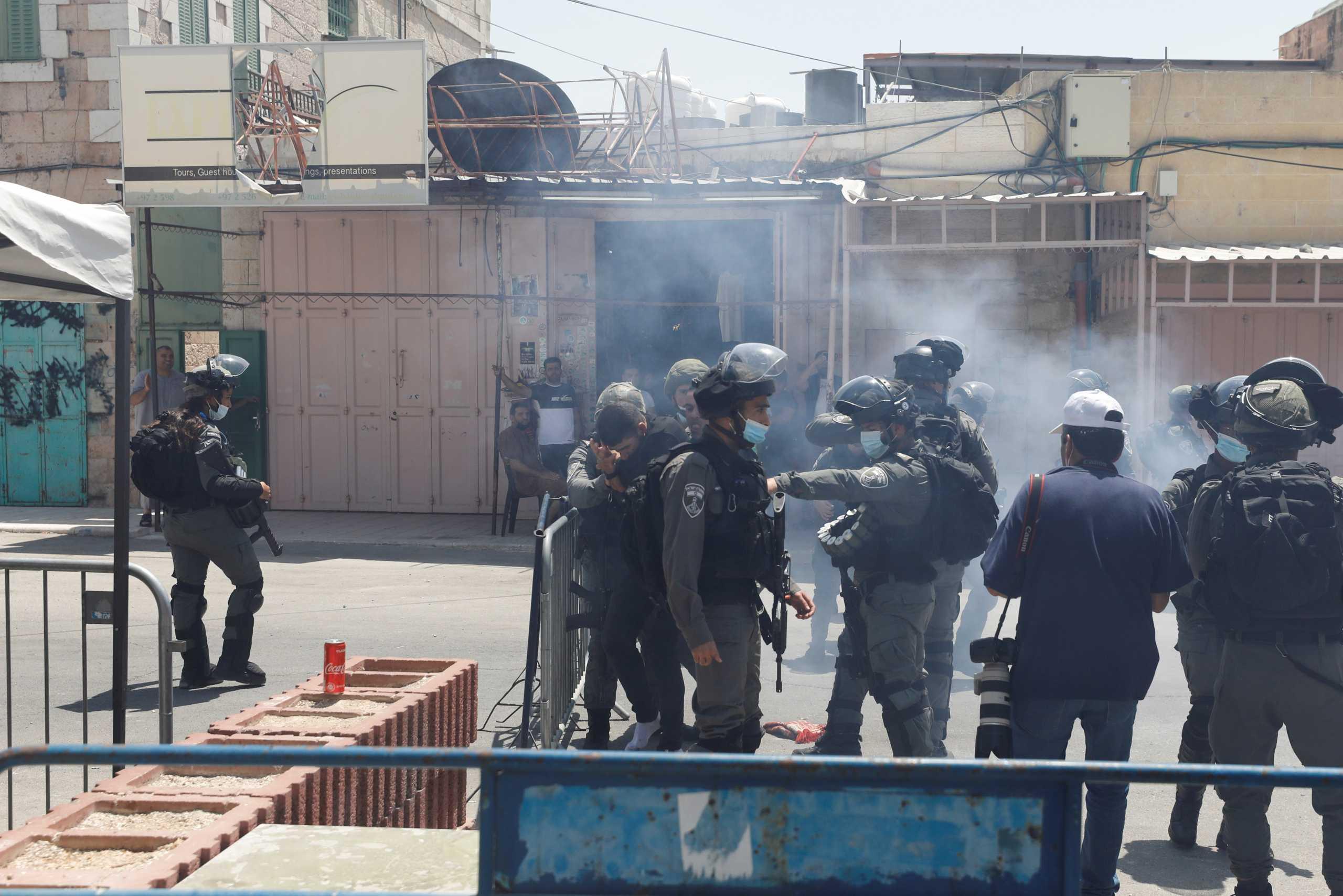 Δυτική Όχθη: Συγκρούσεις στη Τζενίν με τέσσερις νεκρούς