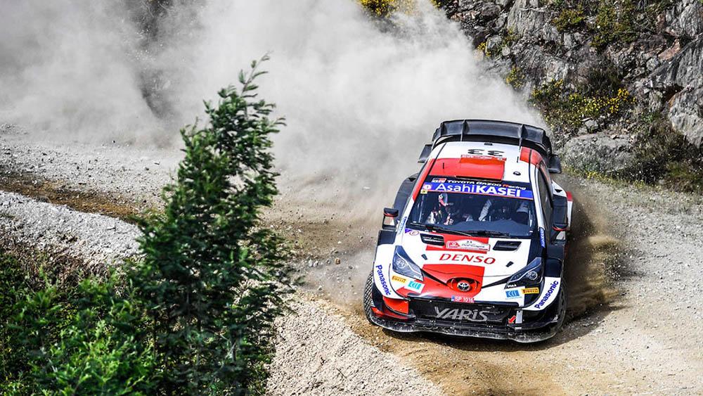 Όλοι οι «μεγάλοι» του WRC και 15 ελληνικά πληρώματα στις συμμετοχές του Ράλι Ακρόπολις