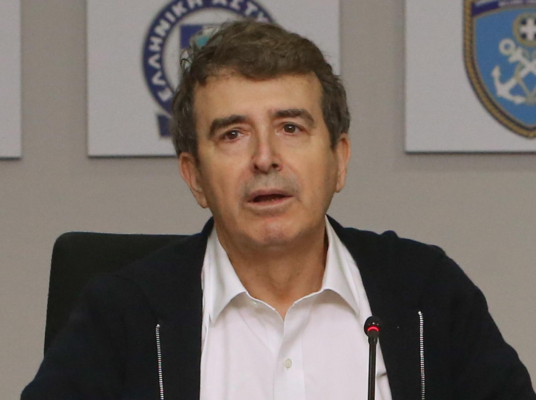Μιχάλης Χρυσοχοΐδης: Διπλάσιες ώρες χρήσης τα εναέρια μέσα σε σχέση με πέρσι