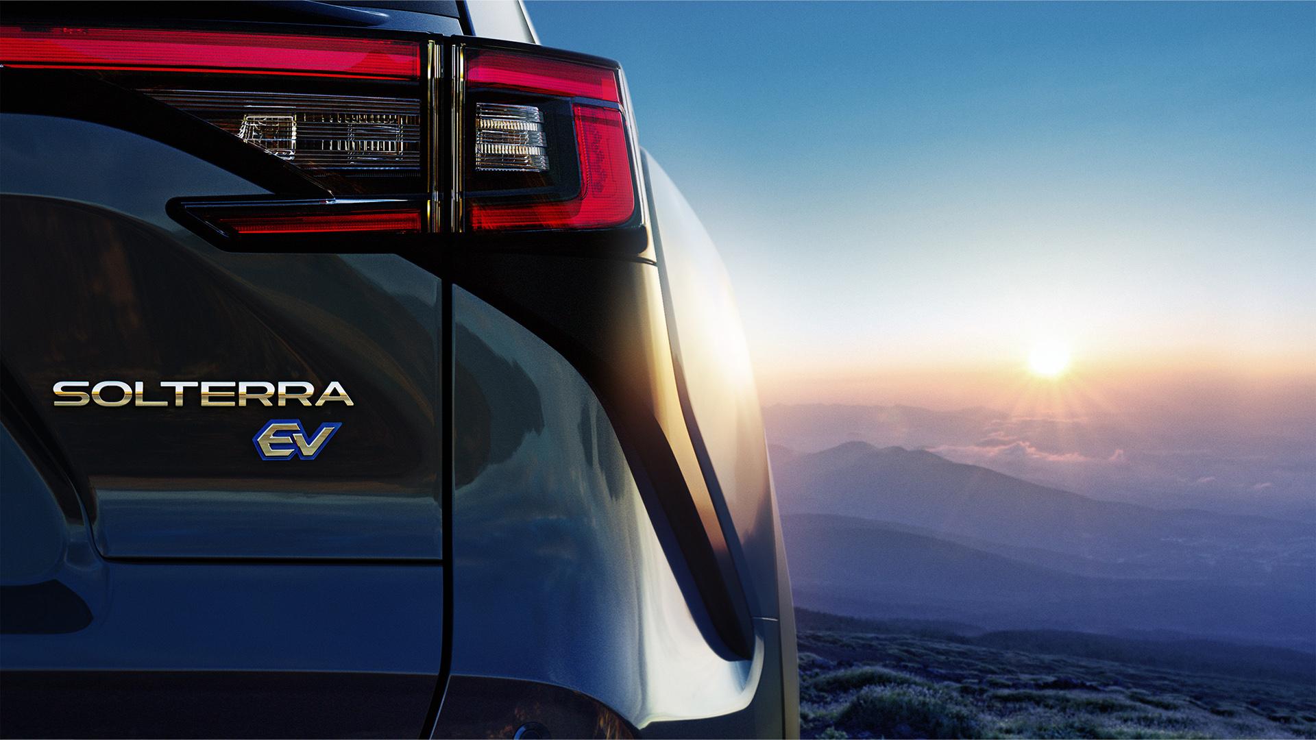 Subaru: Πρώτη γεύση από το ηλεκτρικό SUV Solterra
