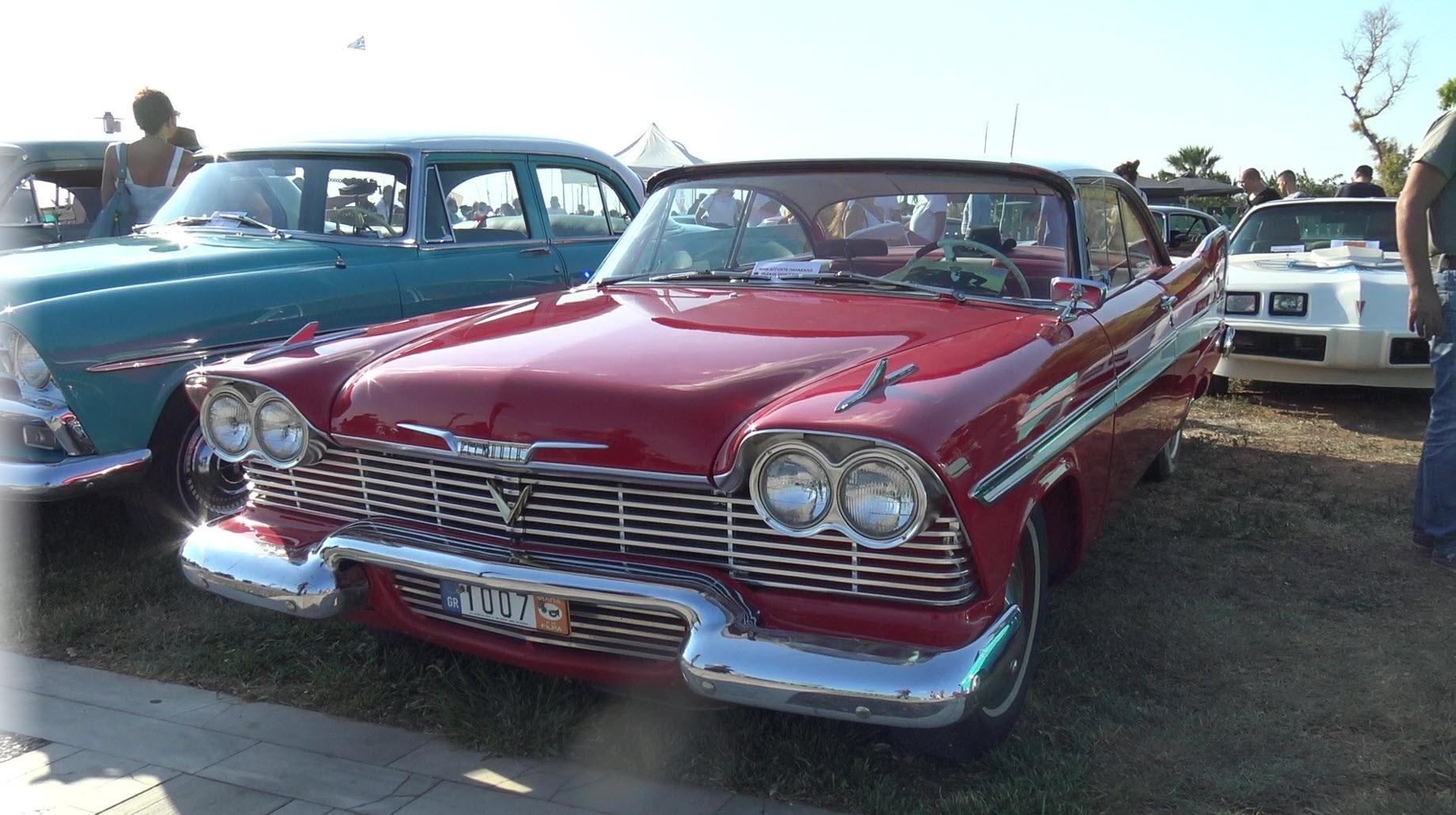 Οι εντυπωσιακές εκδηλώσεις του Αλίμου με κλασικά αυτοκίνητα και μοτοσυκλέτες