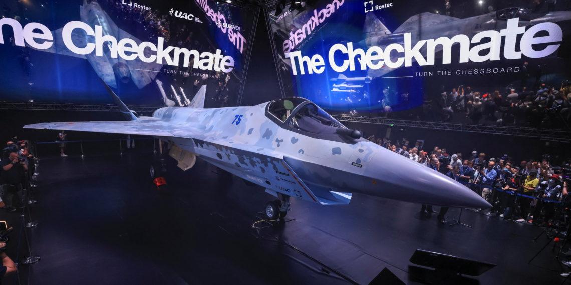 «Φιάσκο» ή ψέματα με το Checkmate; Οι Ρώσοι αυτοαναιρούνται για το νέο stealth μαχητικό