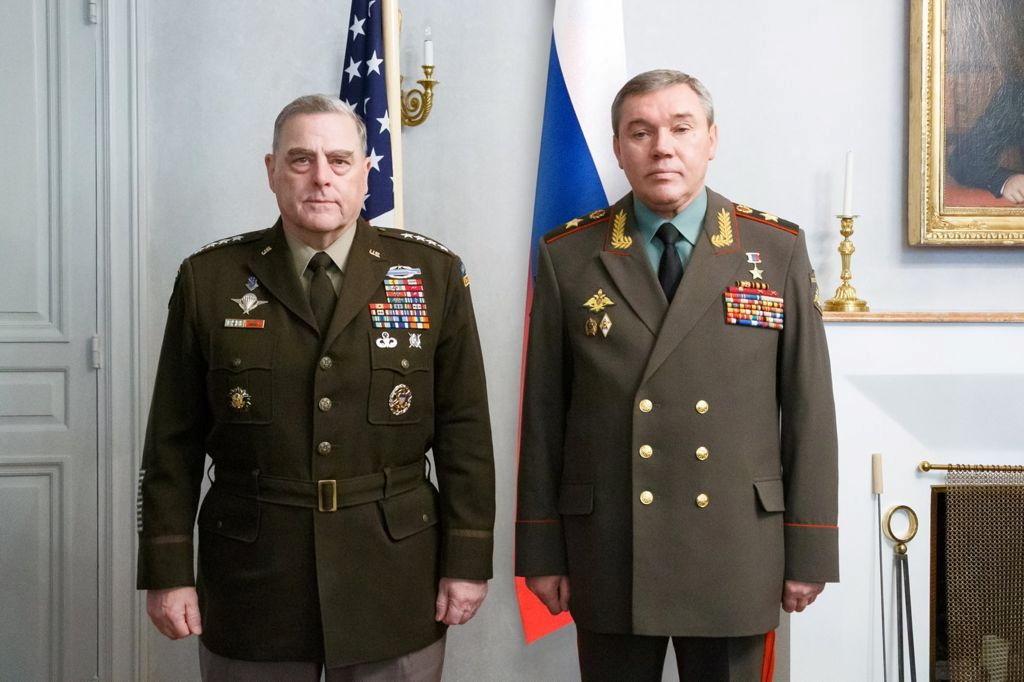 Οι Α/ΓΕΕΔ Ρωσίας και ΗΠΑ συζήτησαν έξι ώρες για την «επιχειρησιακή αποκλιμάκωση»