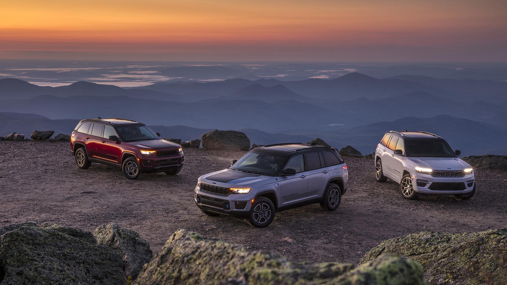 Η Jeep αποκάλυψε το νέο και υβριδικό Grand Cherokee (video)