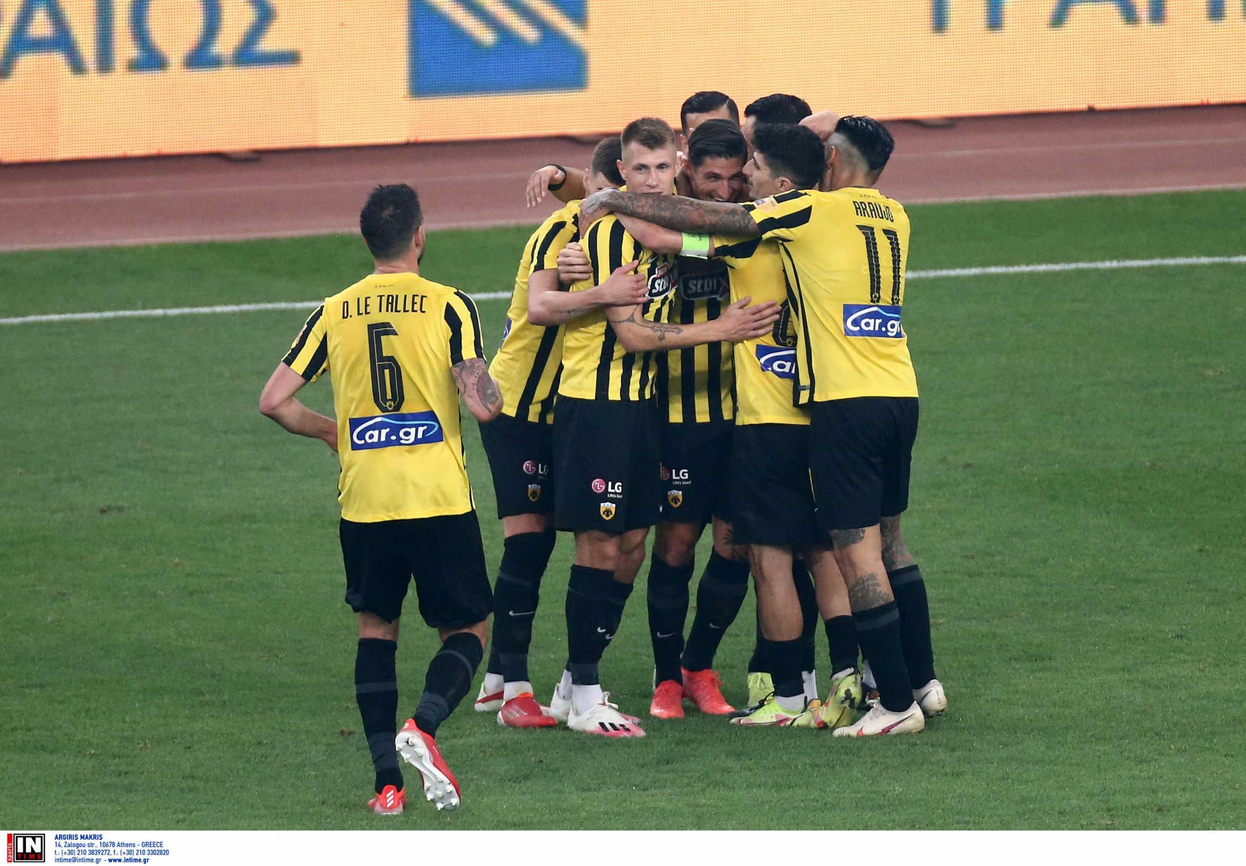 ΑΕΚ: Για πρώτη φορά στην «κιτρινόμαυρη» ιστορία τέτοια πρεμιέρα πρωταθλήματος