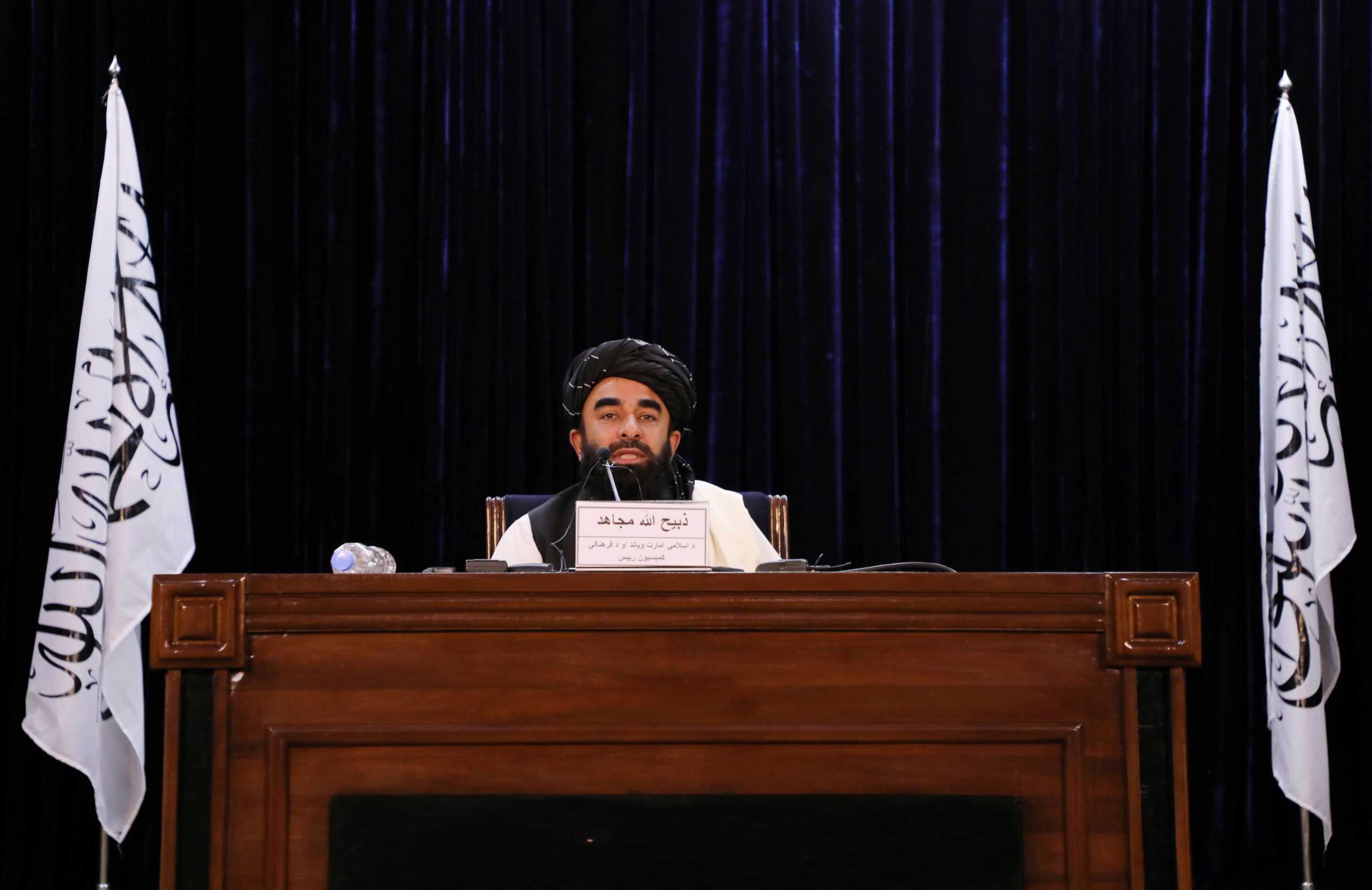 Αφγανιστάν: Οι Ταλιμπάν ανακοίνωσαν την πρώτη κυβέρνηση – Μουλάς ο επικεφαλής, καταζητούμενος ο Υπουργός Εσωτερικών
