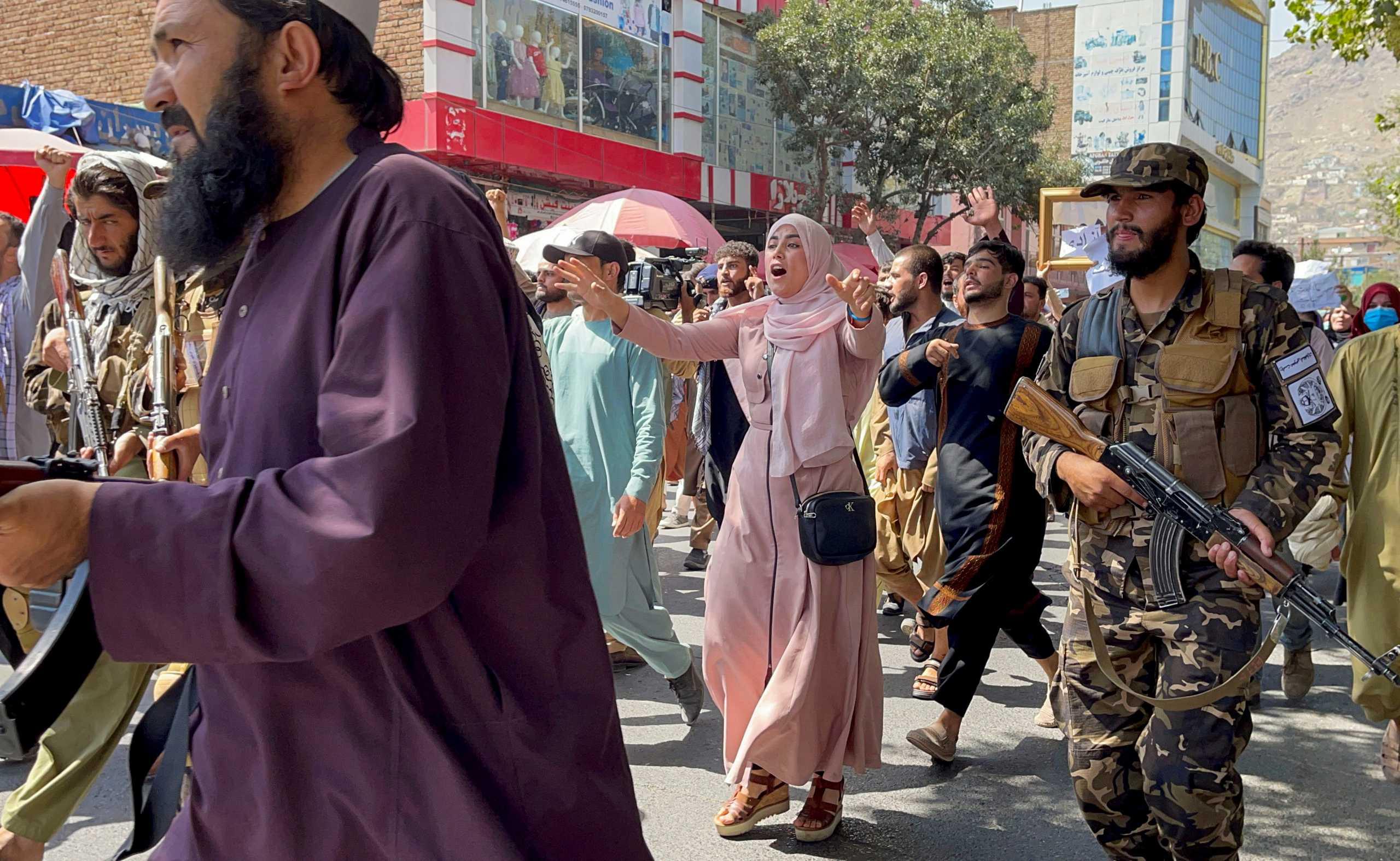 Αφγανιστάν: Δύο νεκροί και 8 τραυματίες από πυρά σε διαδήλωση