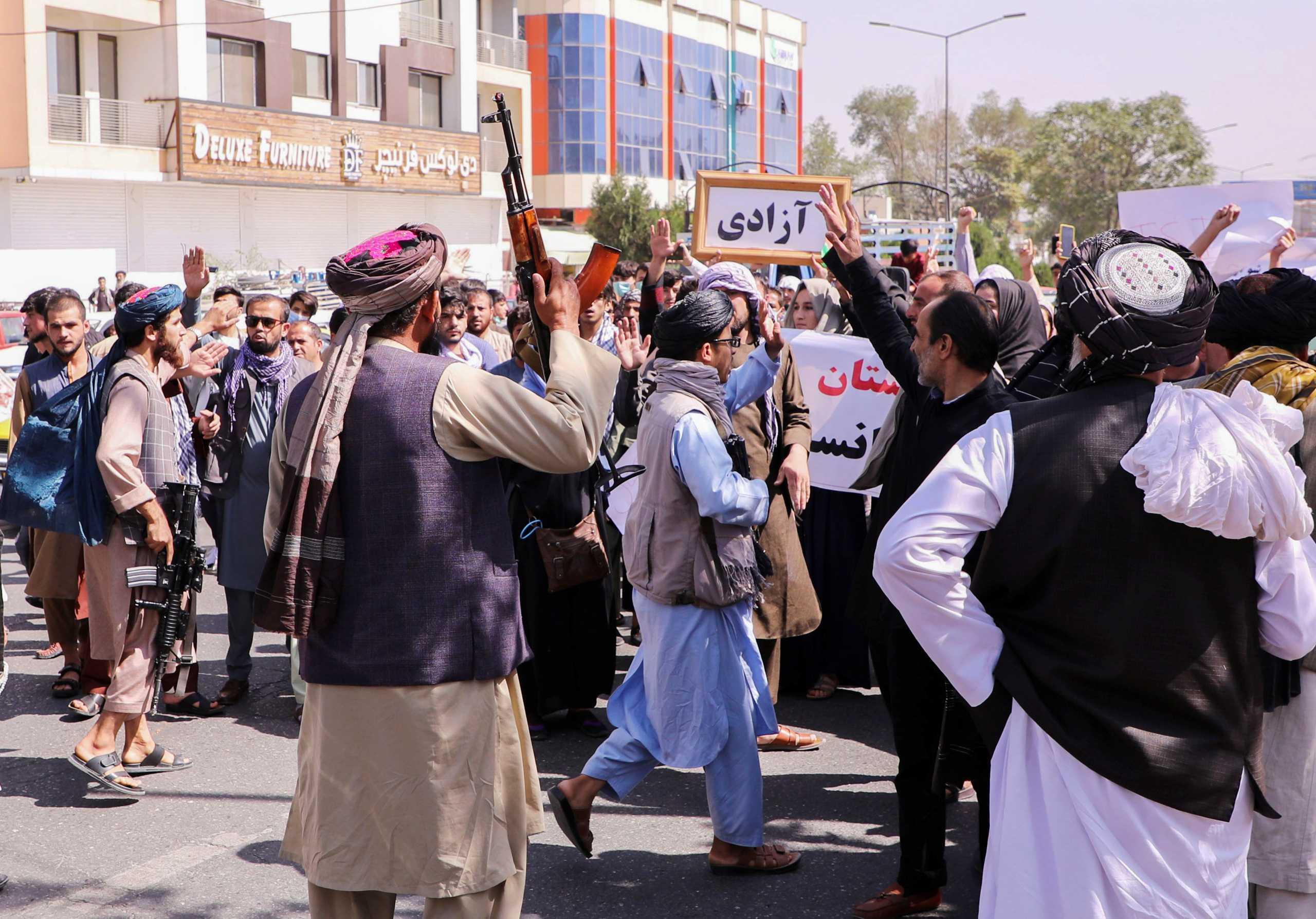 Στόλτενμπεργκ: Το ΝΑΤΟ δε θα δεχτει το Αφγανιστάν να λειτουργήσει ξανά ως ασφαλές καταφύγιο τρομοκρατών