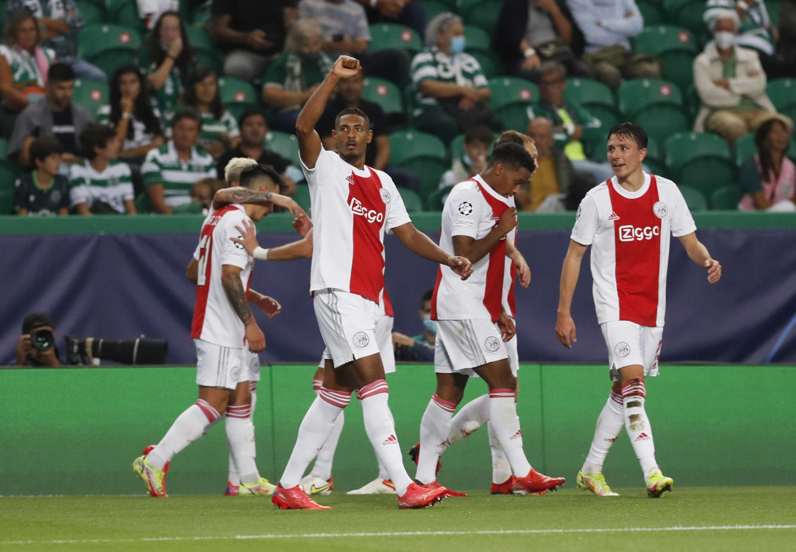 Φορτούνα Σιτάρντ – Άγιαξ 0-5: Συνεχίζει τα «πάρτι» ο «Αίαντας»